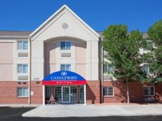 Candlewood Suites Salt Lake City-Airport in Salt Lake City, Utah