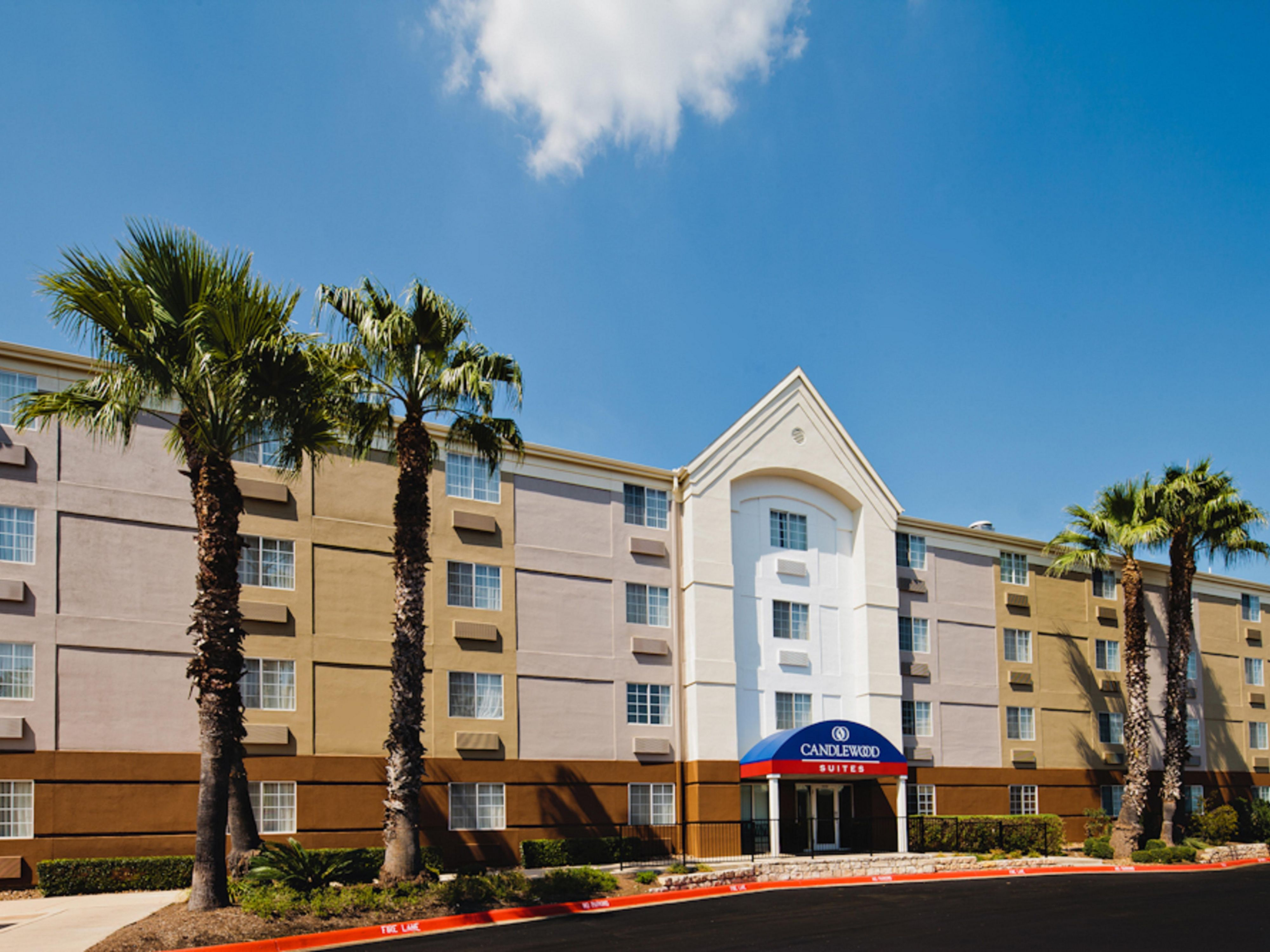 Extended Stay Hotels In San Antonio Candlewood Suites