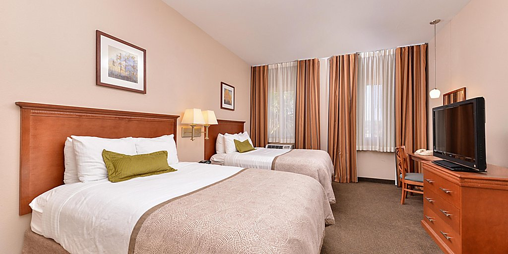 Candlewood Suites San Diego Room Pictures Amenities