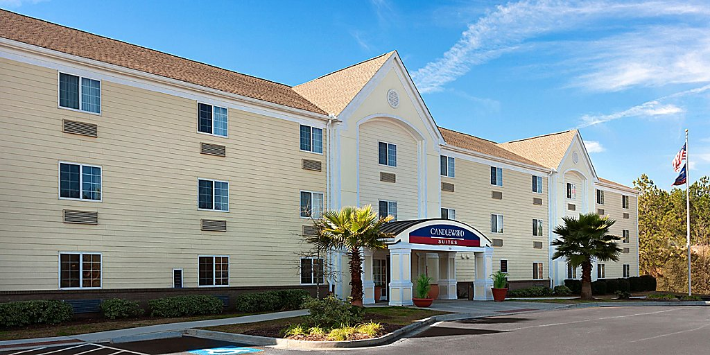 Savannah Hotels: Candlewood Suites Savannah Airport