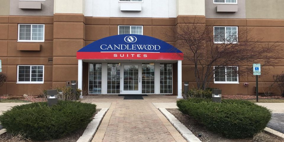 Welcome To The Candlewood Suites Chicago O Hare In Schiller Park