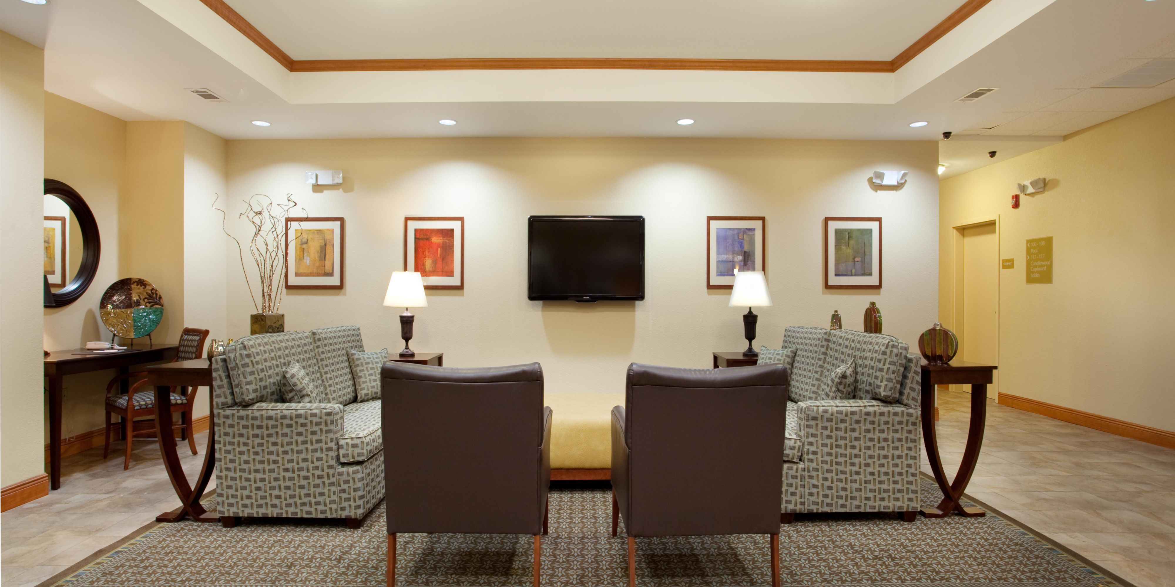 Slidell Hotels: Candlewood Suites Slidell Northshore   Extended Stay Hotel  In Slidell, Louisiana