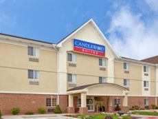 Candlewood Suites South Bend Airport in Mishawaka, Indiana