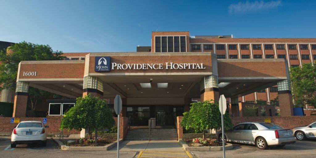 St John Providence Health Systems Southfield Mi Hotel