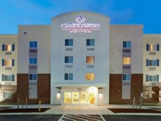 Candlewood Suites St. Clairsville in Triadelphia, West Virginia