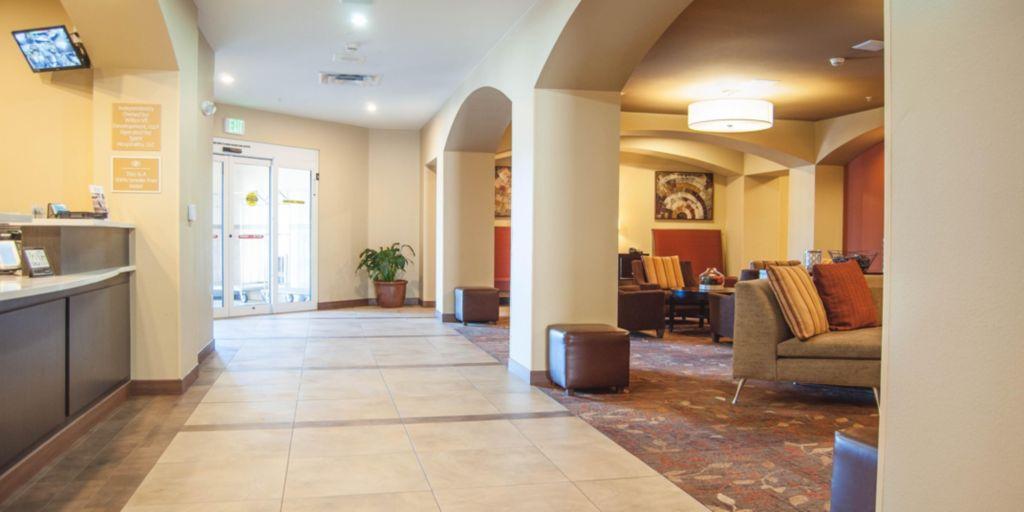 Thornton Hotel Lobby