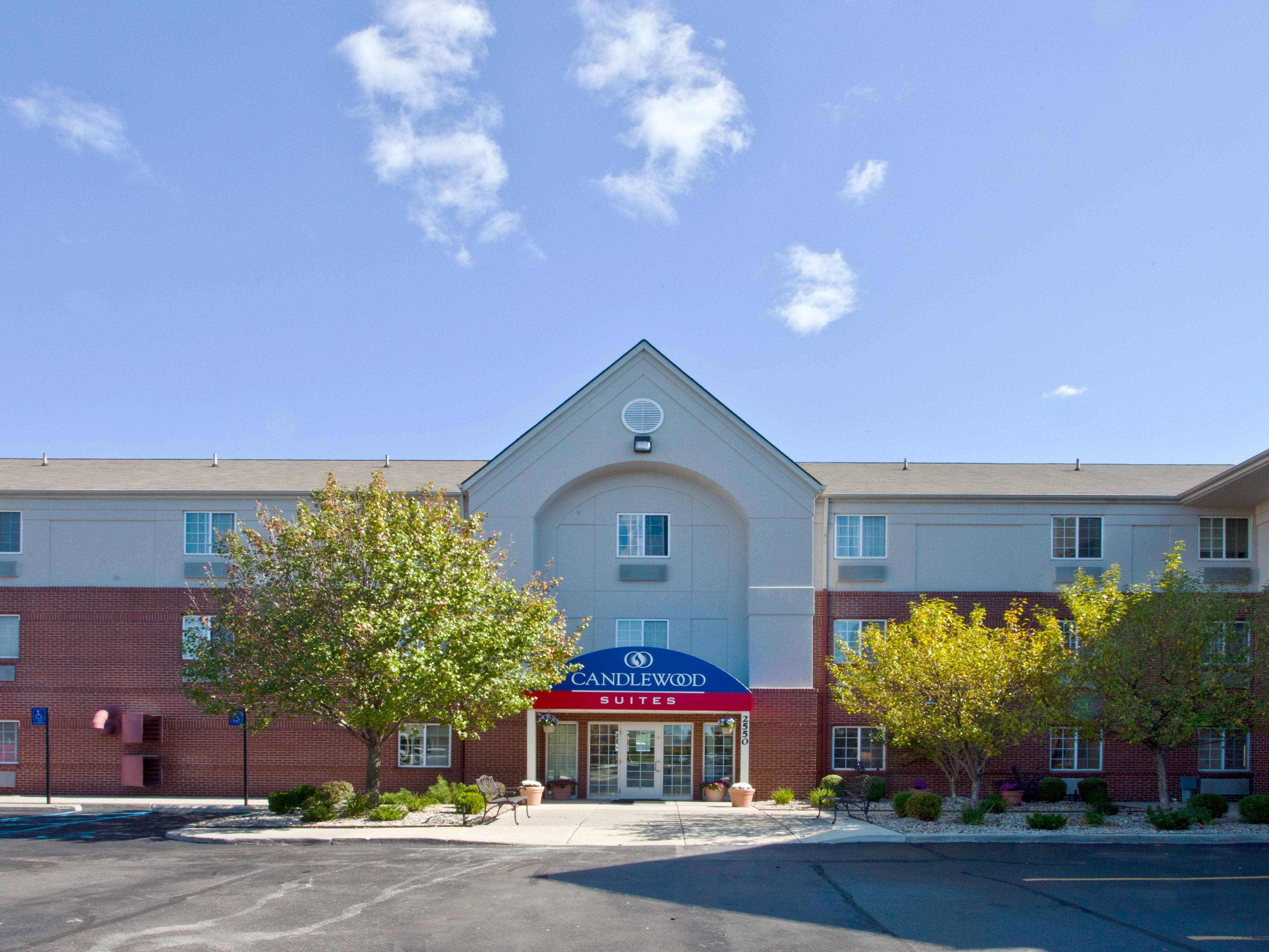 Extended Stay Hotels Troy Mi
