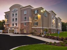 Candlewood Suites Tupelo North in New Albany, Mississippi