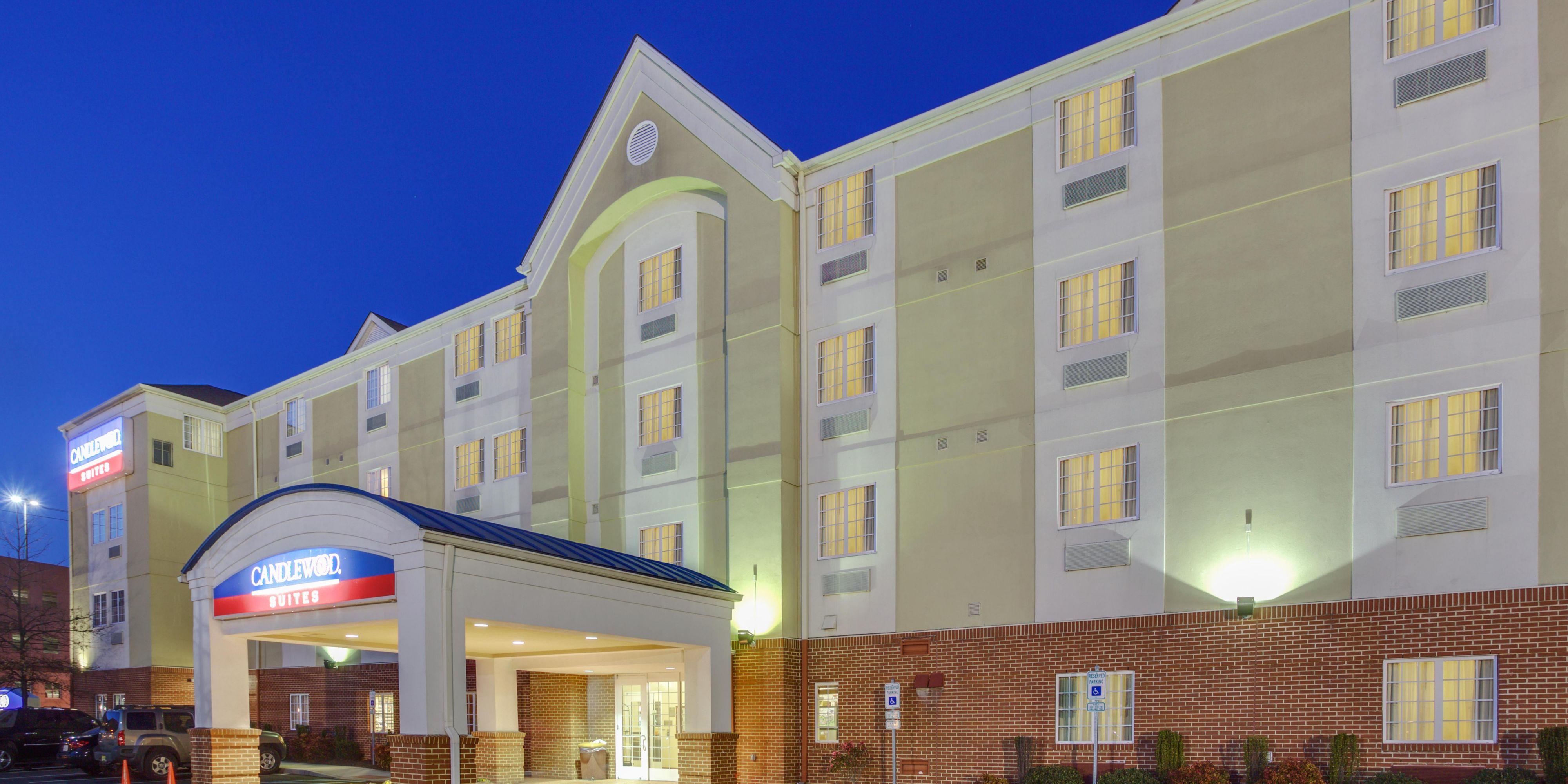 Hotel In Virginia Beach Candlewood Suites Va