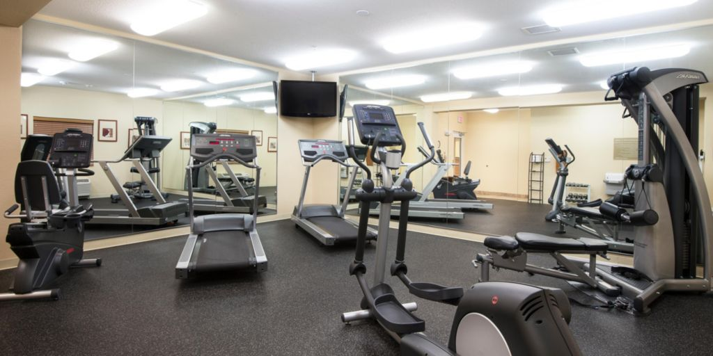 Free Wi Fi Throughout Hotel 24 Hour Fitness Outdoor Access To Lighted Walking Jogging Trail