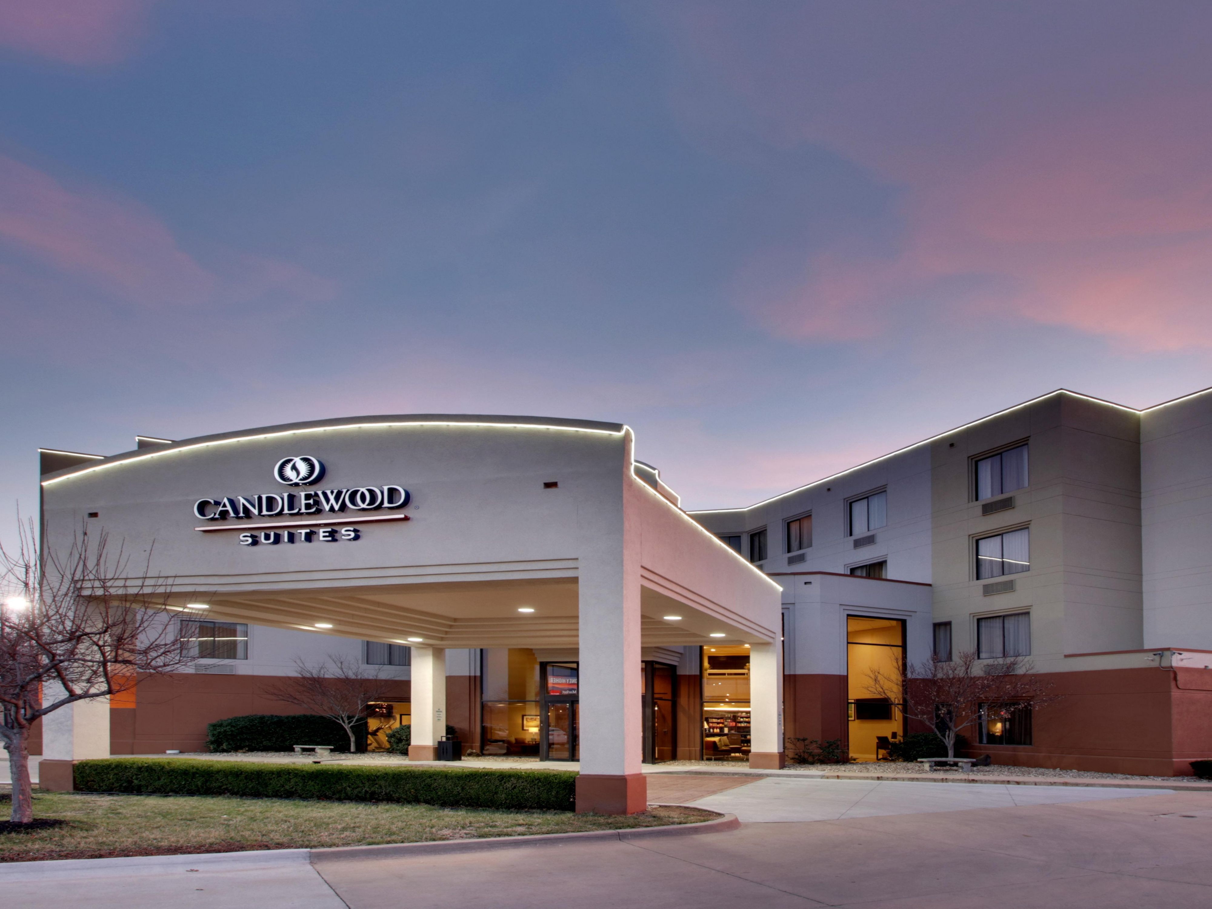 Candlewood Suites Wichita East - Extended Stay Hotel in