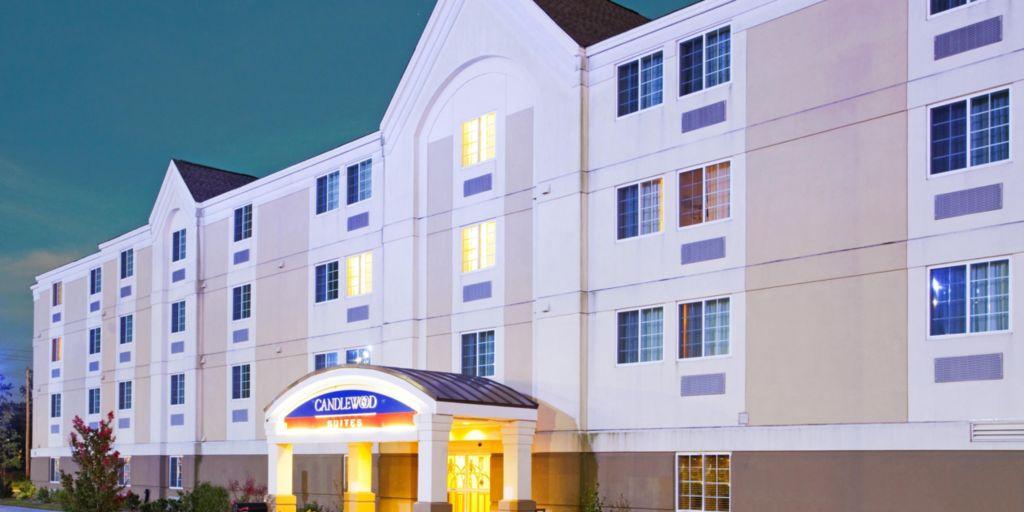 Hotel Entrance Exterior