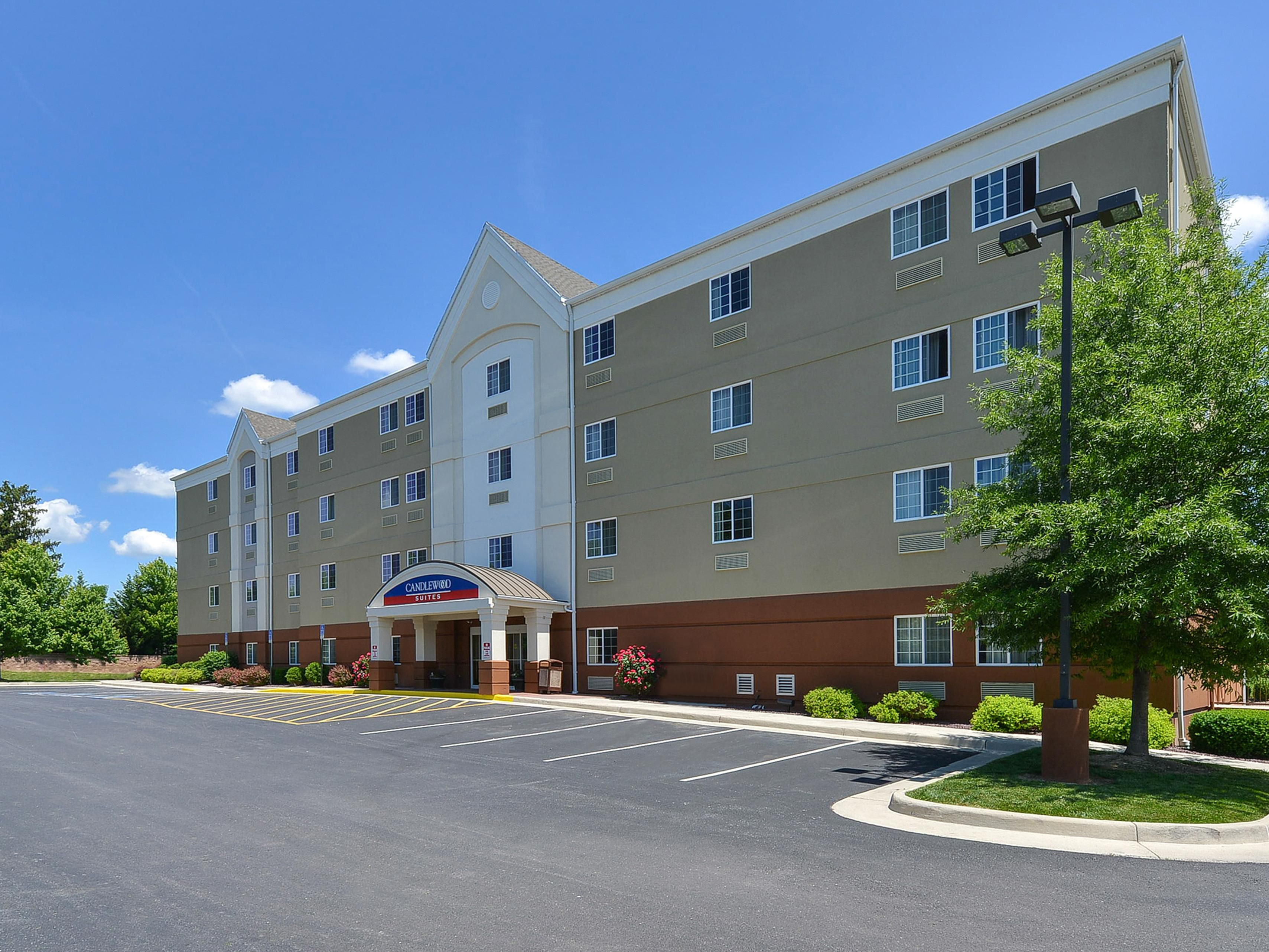 Candlewood Suites Winchester Extended Stay Hotel In Virginia