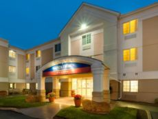 Candlewood Suites Windsor Locks Bradley Arpt in West Springfield, Massachusetts