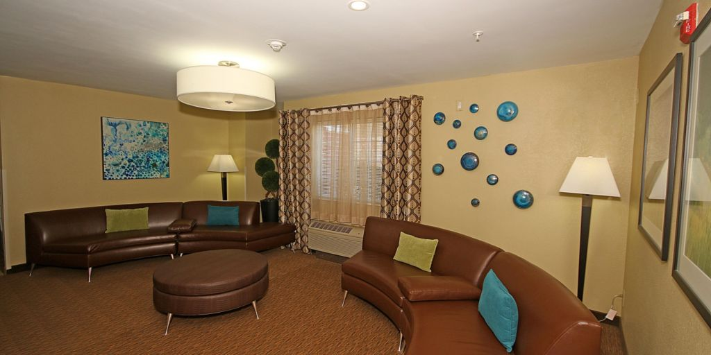 Front Desk Hotel Lobby