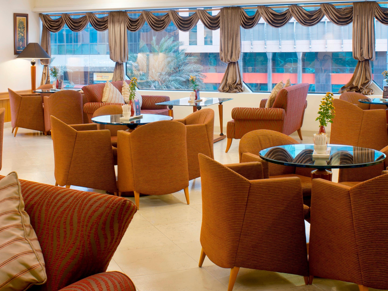 Restaurants Near Abu Dhabi - Crowne Plaza