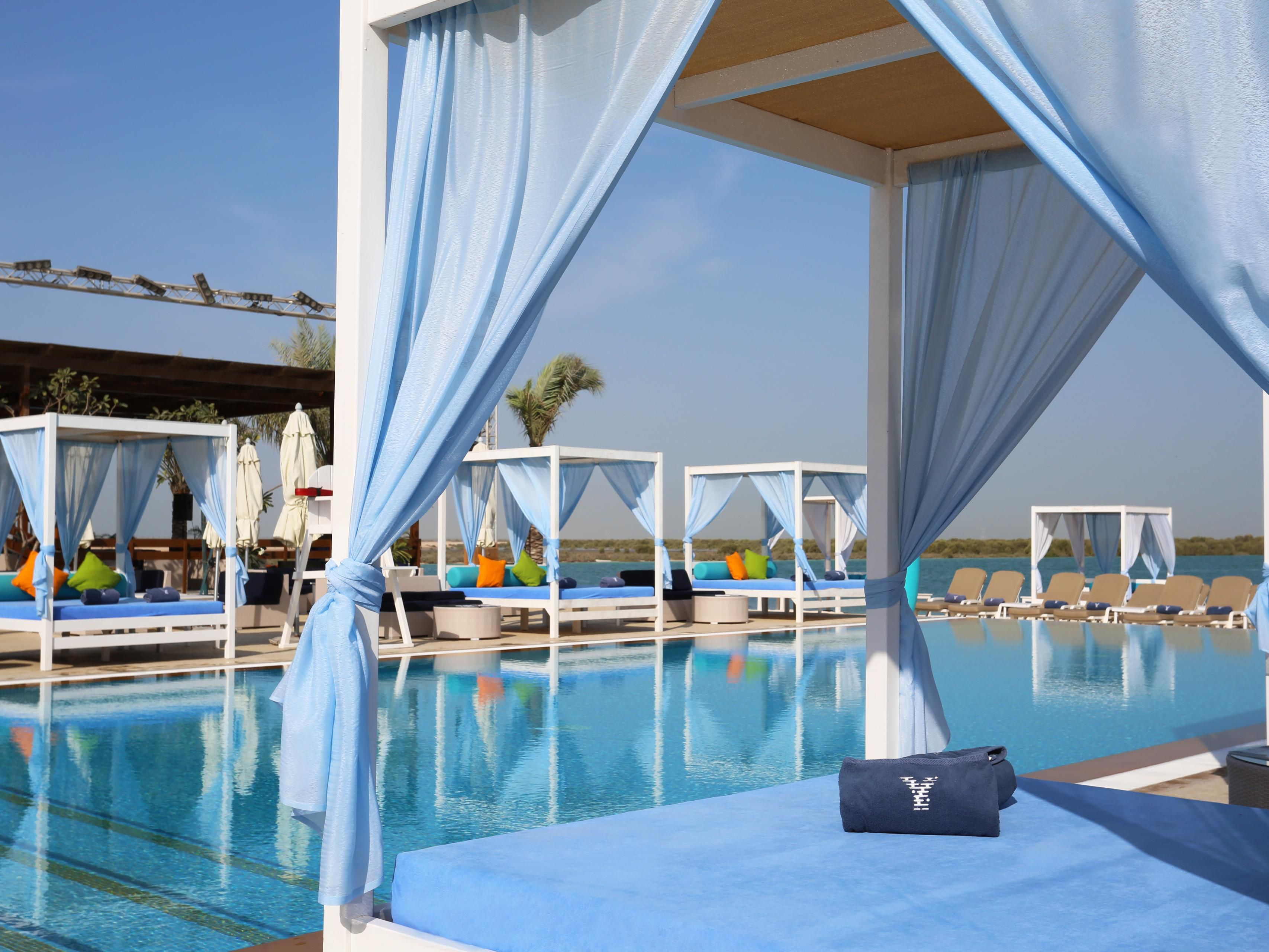 Hotel Nevis Wellness And Spa Crowne Plaza Abu Dhabi Yas Island Health And Fitness Facilities