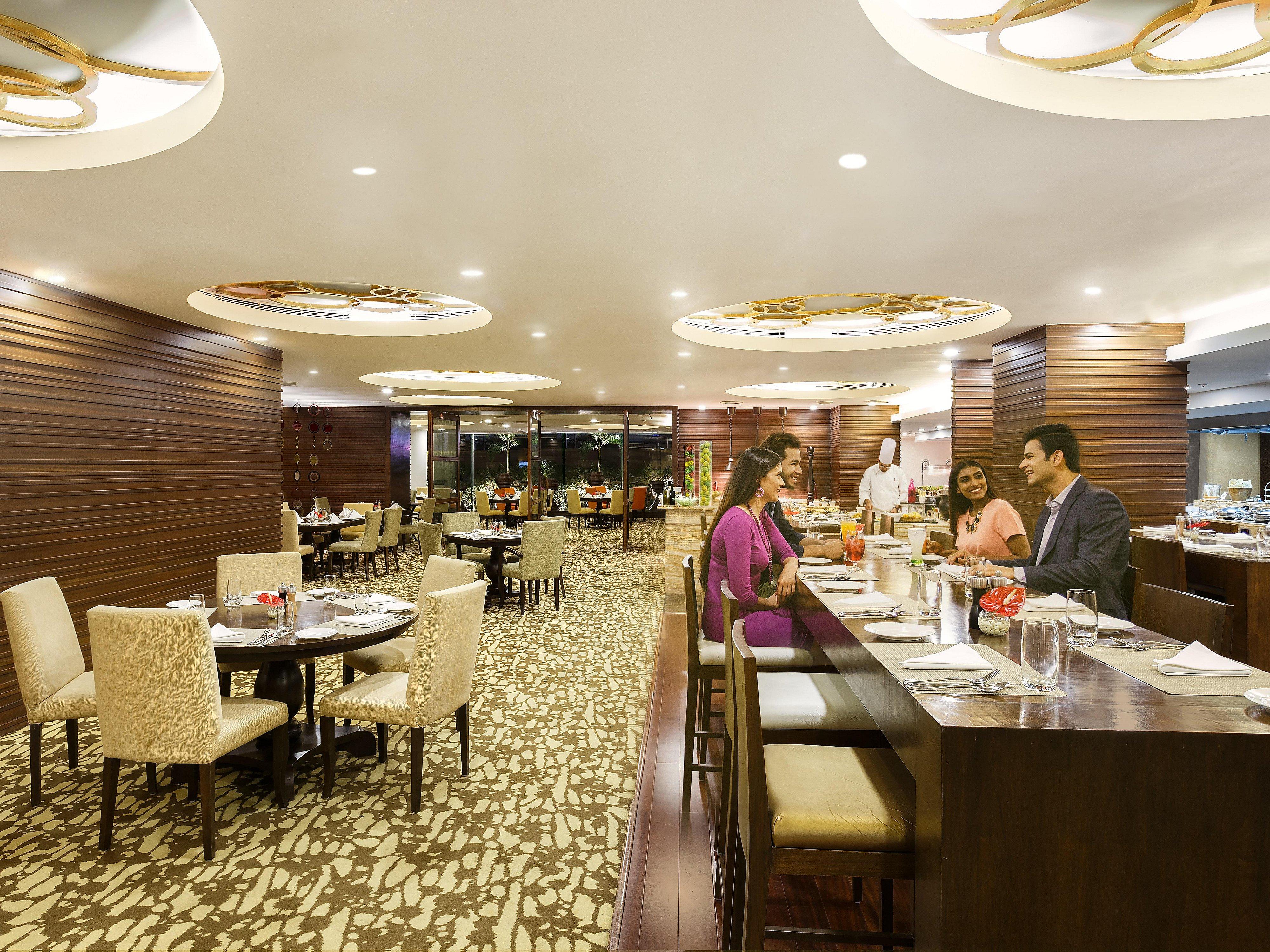 Restaurants Near Ahmedabad Crowne Plaza