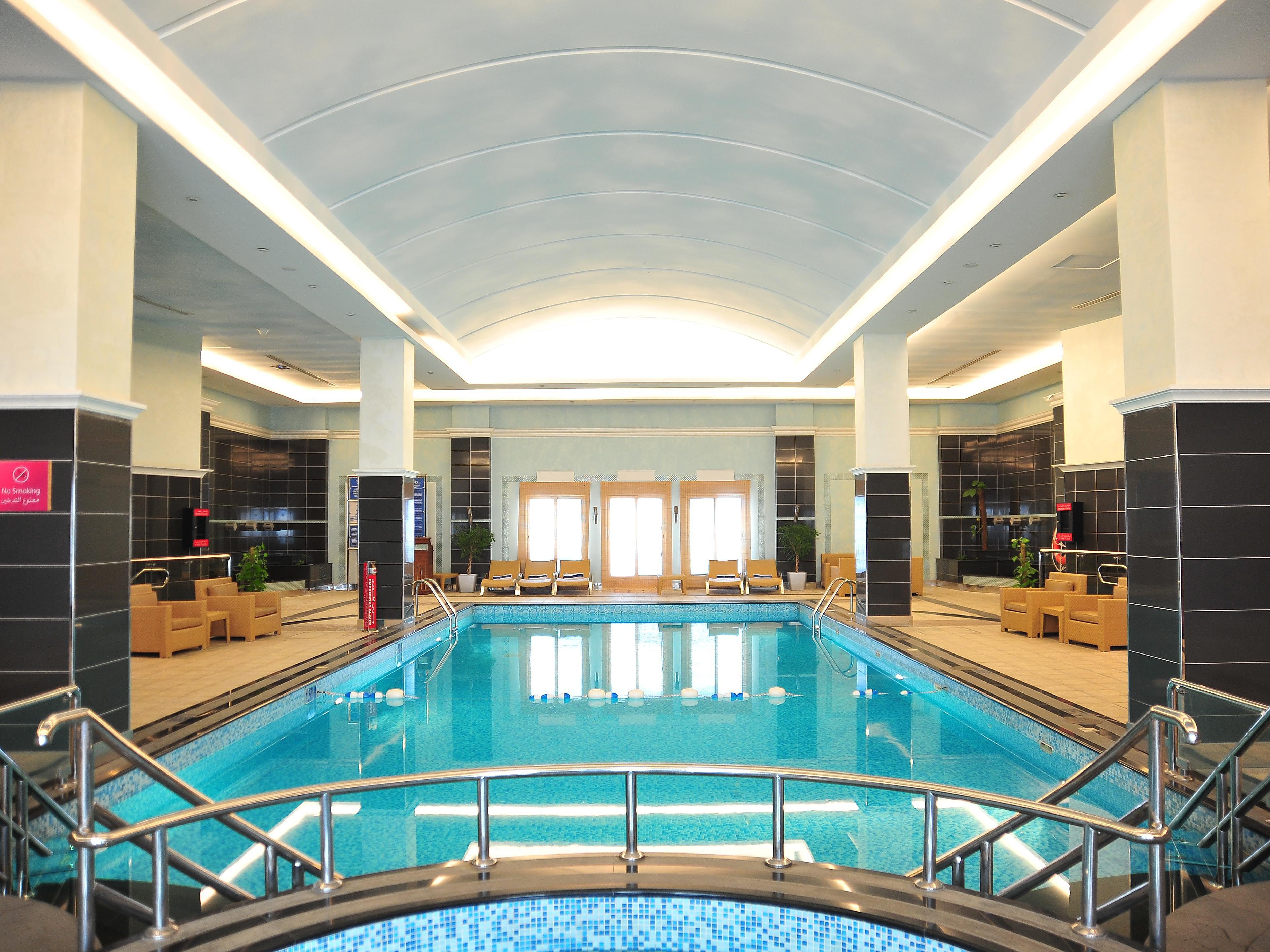 Crowne Plaza Al Khobar Health and Fitness Facilities