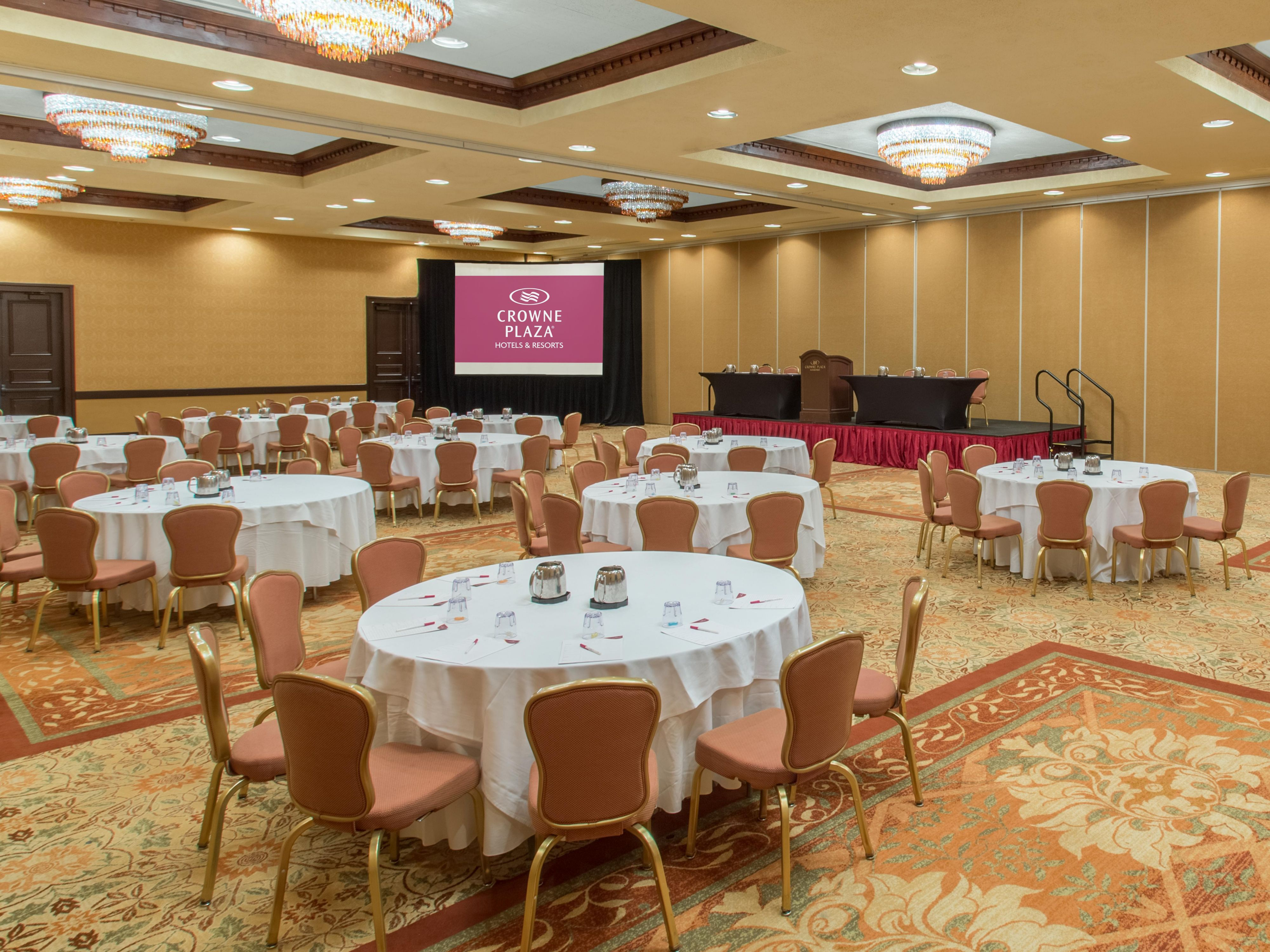 Crowne Plaza Albuquerque - Hotel Meeting Rooms for Rent