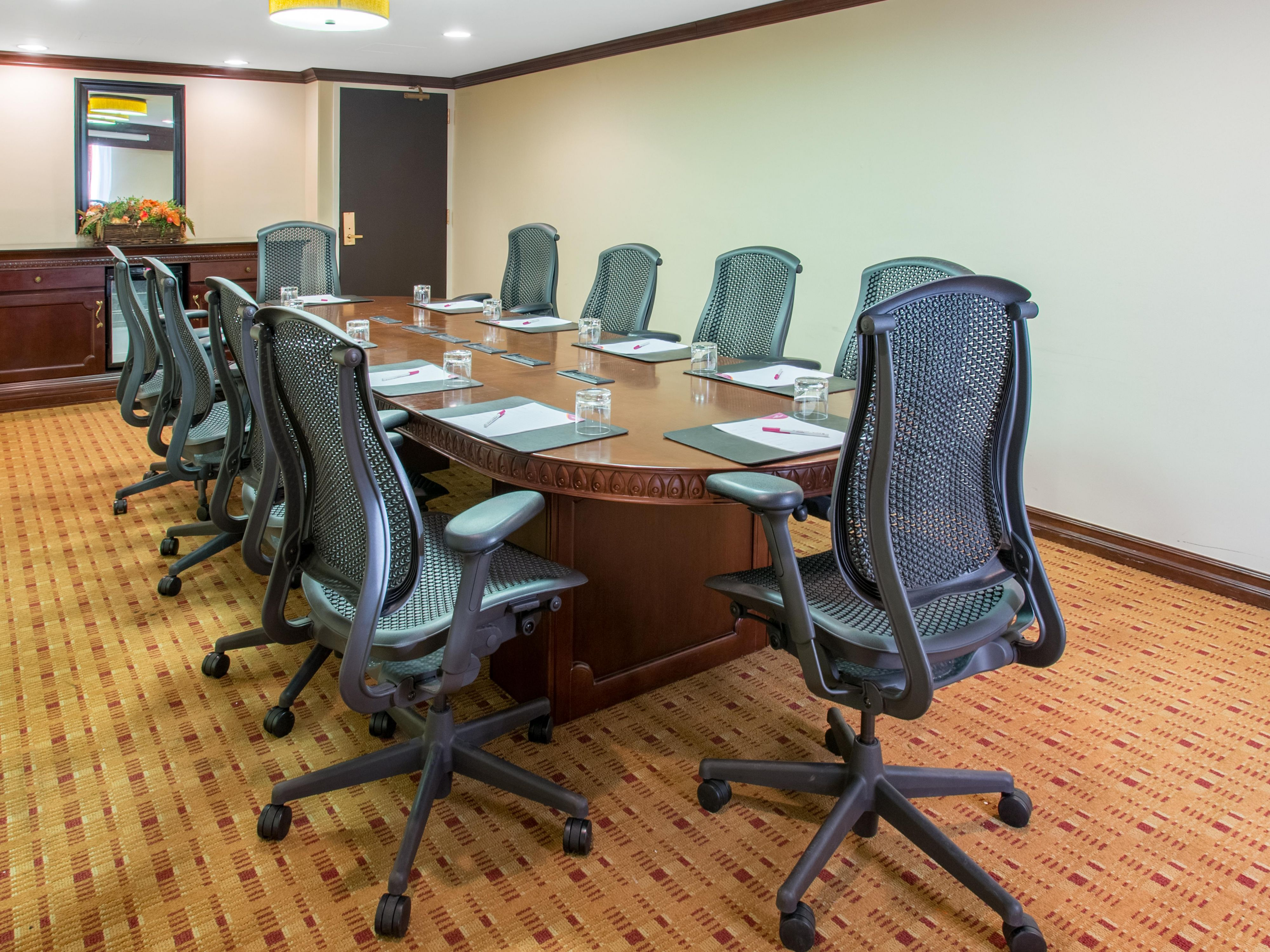 Crowne Plaza Albuquerque Hotel Meeting Rooms for Rent