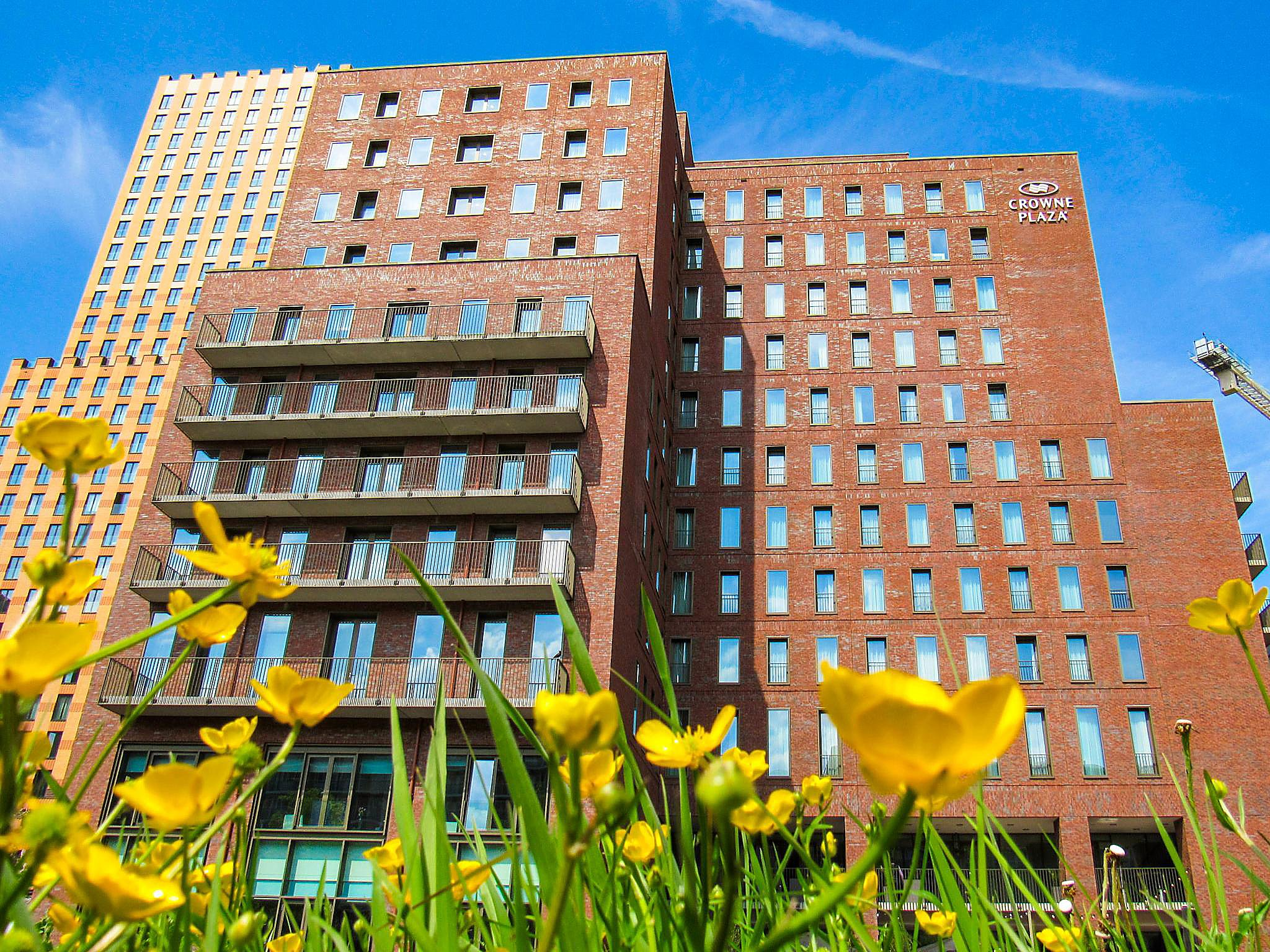Business Hotel: Crowne Plaza Hotel Amsterdam - South