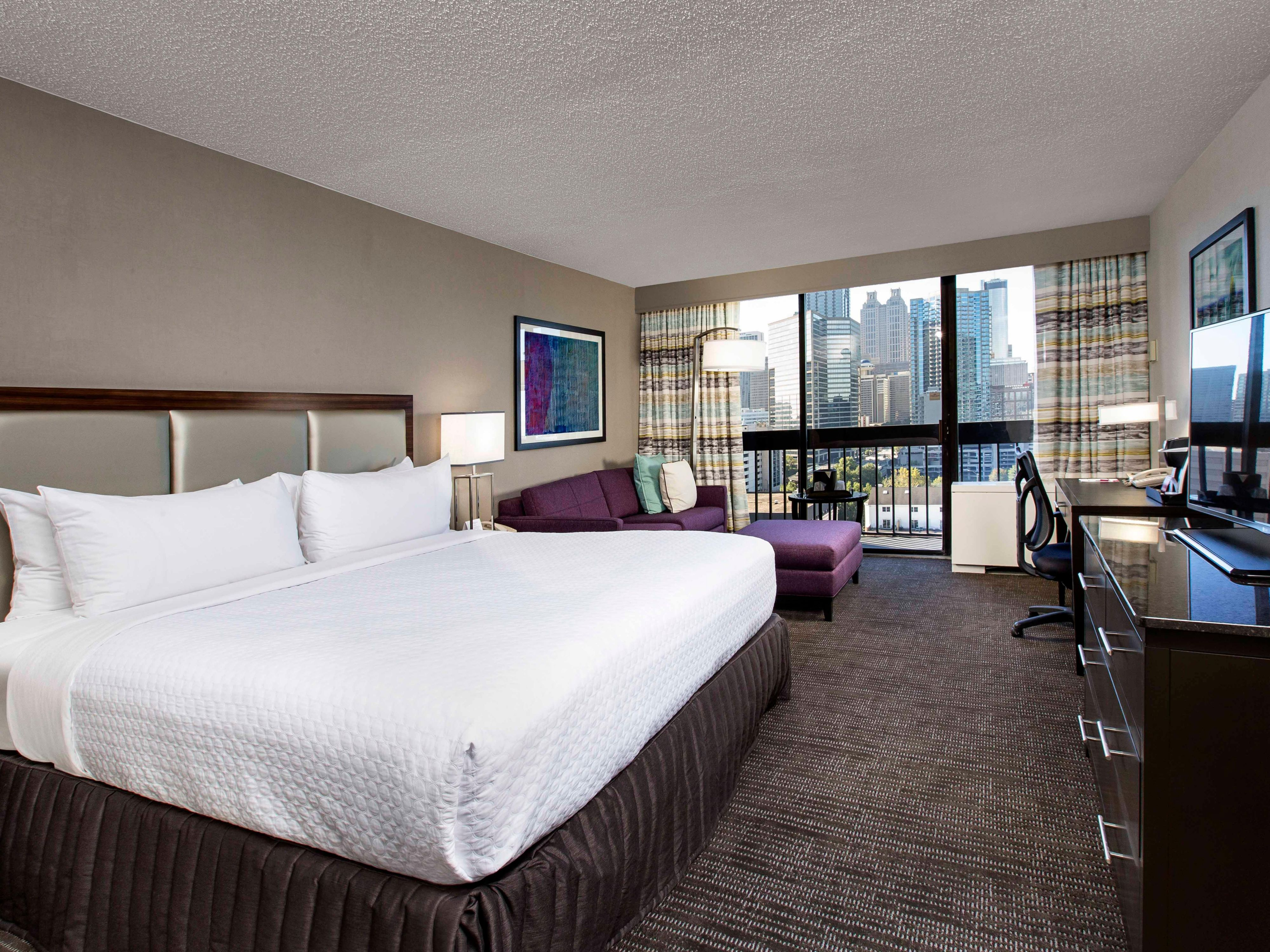 Crowne Plaza Atlanta - Midtown - Atlanta, Georgia