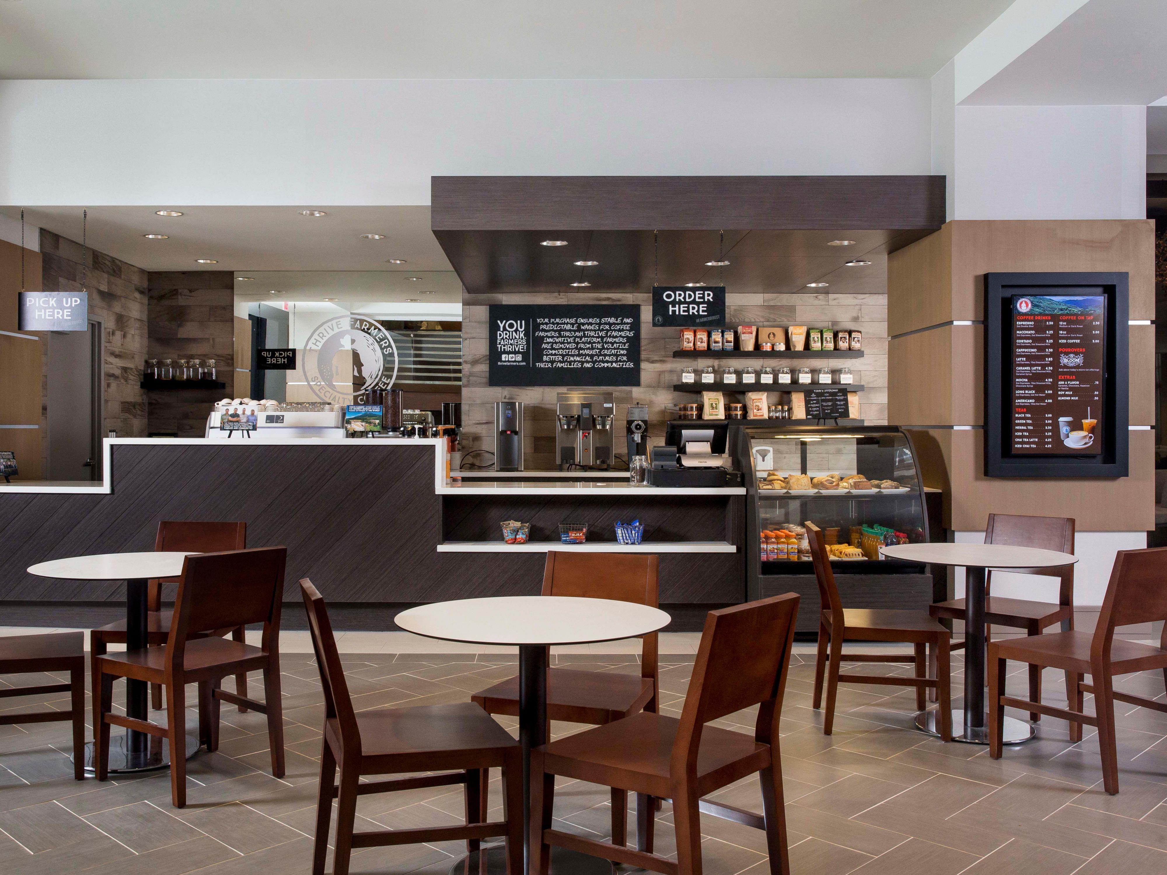 Restaurants Near Atlanta Midtown Crowne Plaza
