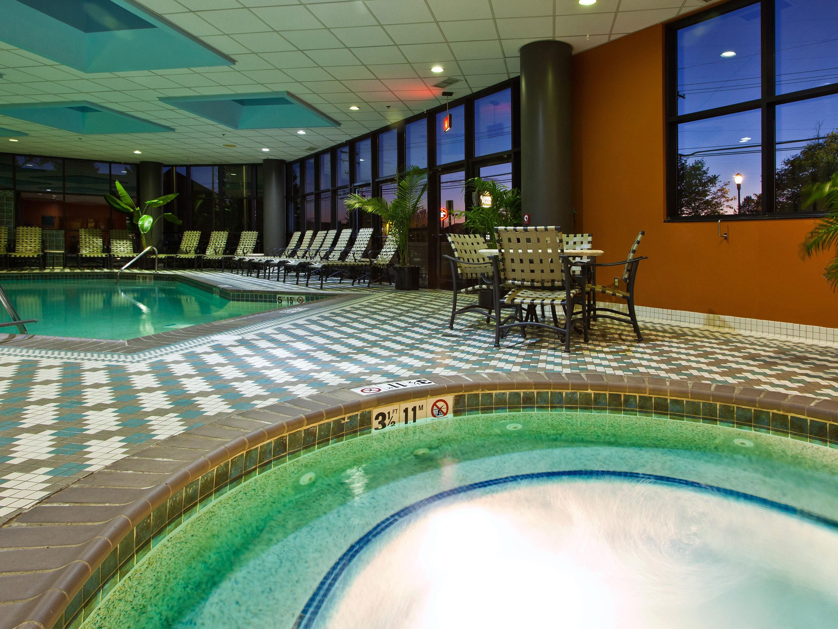 Auburn Hills Michigan Hotel Amenities