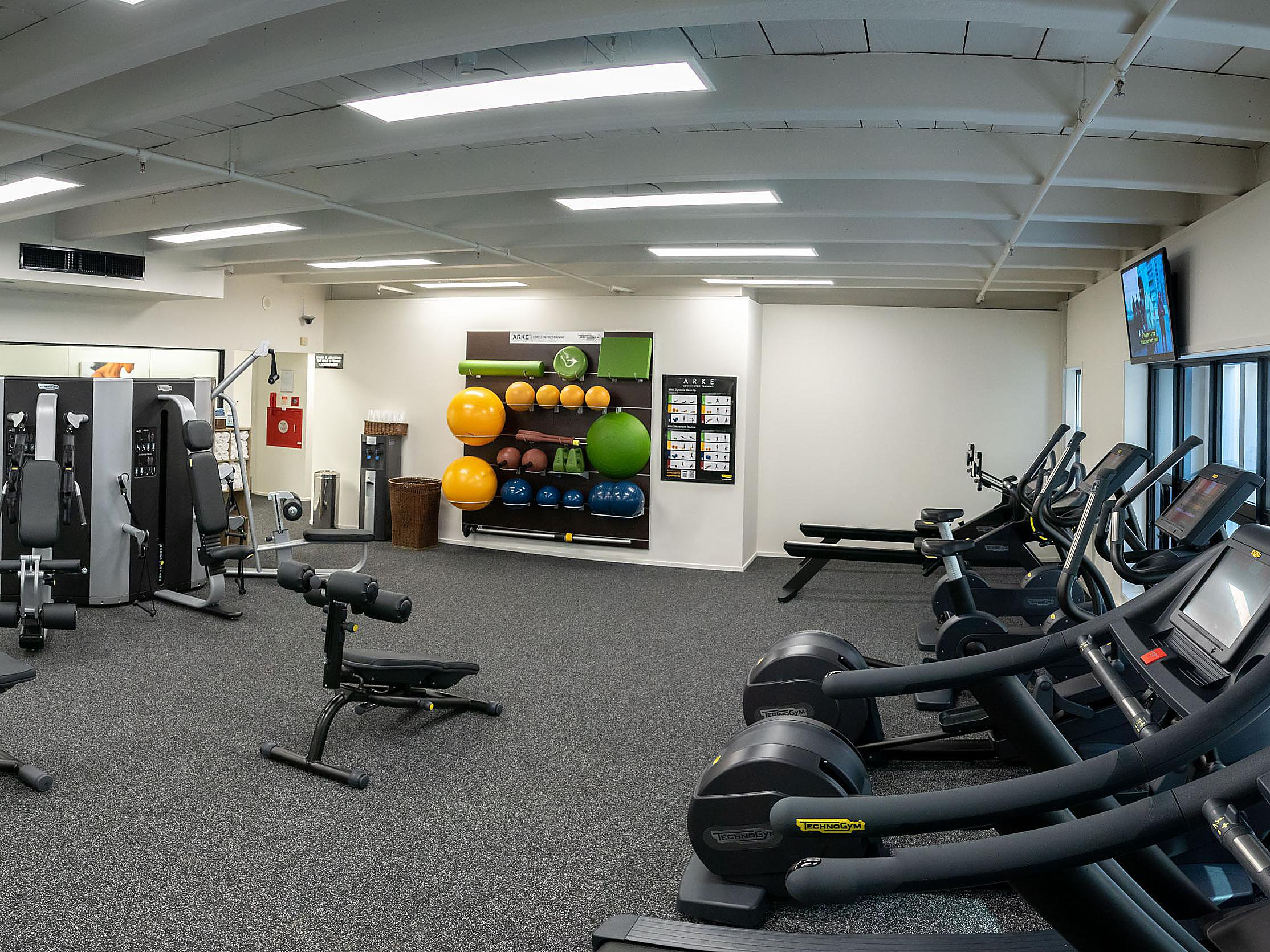 Crowne plaza auckland health and fitness facilities