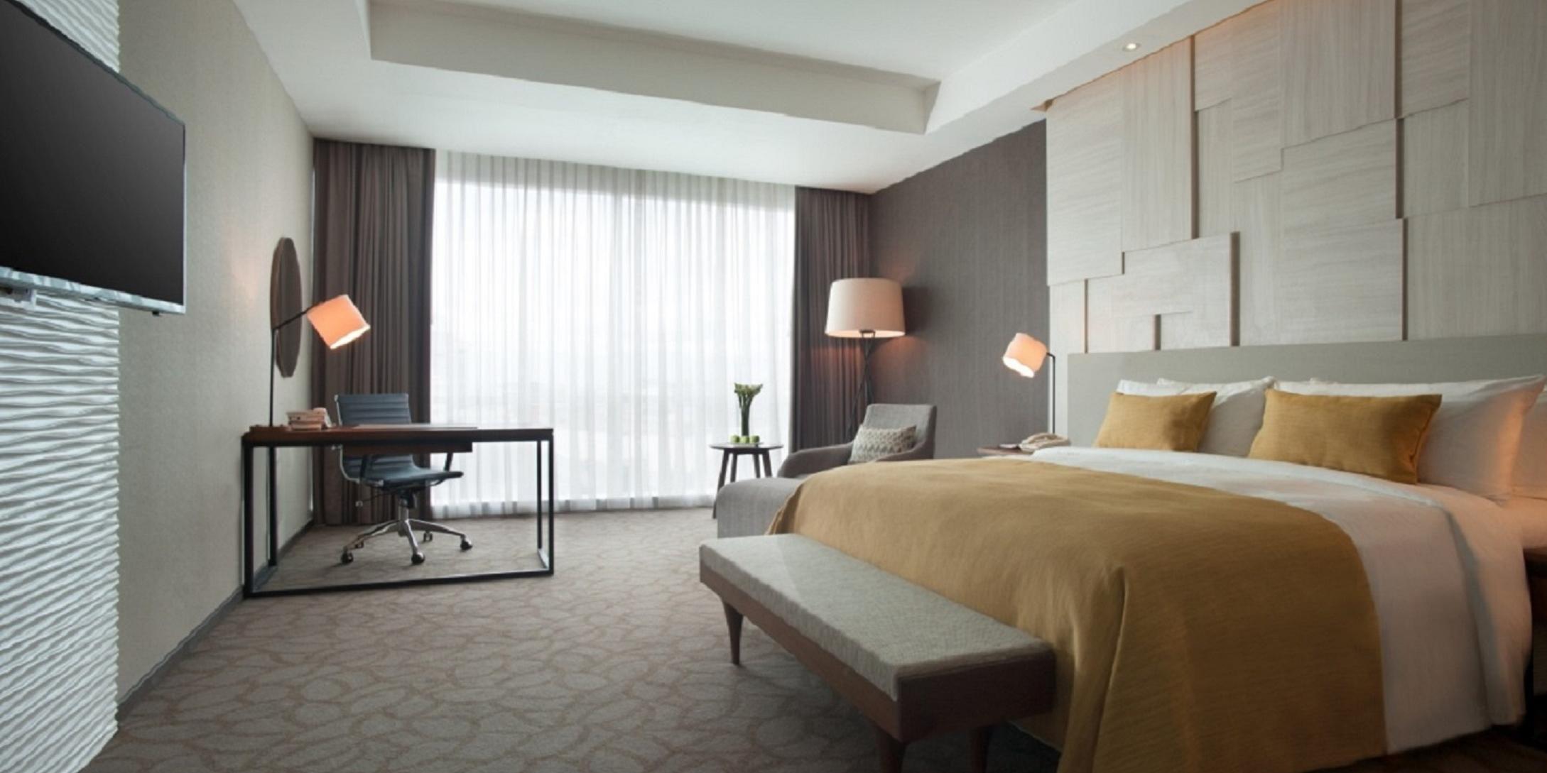 Crowne Plaza Bandung Indonesia Hotel Ihg Paket Murmer Acces Point Komplit Extra 1 For Sunday Monday Getaway