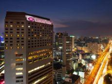 Crowne Plaza Bangkok Lumpini Park in Bangkok, Thailand