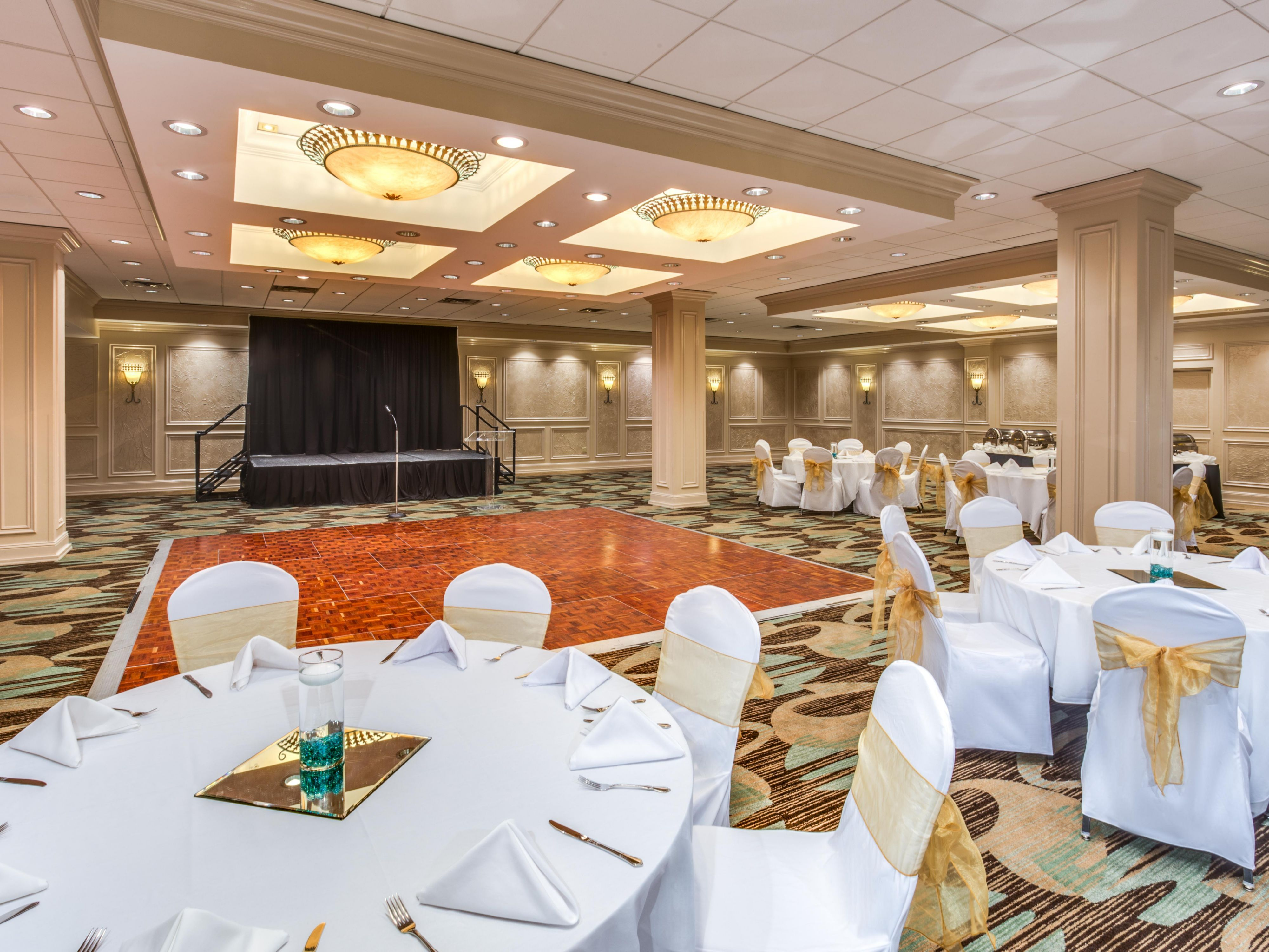Crowne Plaza Executive Center Baton Rouge Hotel Meeting Rooms For