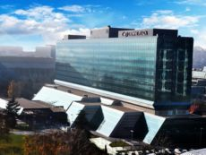 Crowne Plaza Belgrade in Belgrade, Serbia