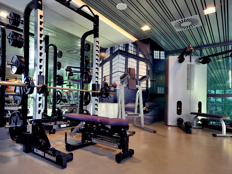 Crowne Plaza Belgrade Health and Fitness Facilities 68122a909465e