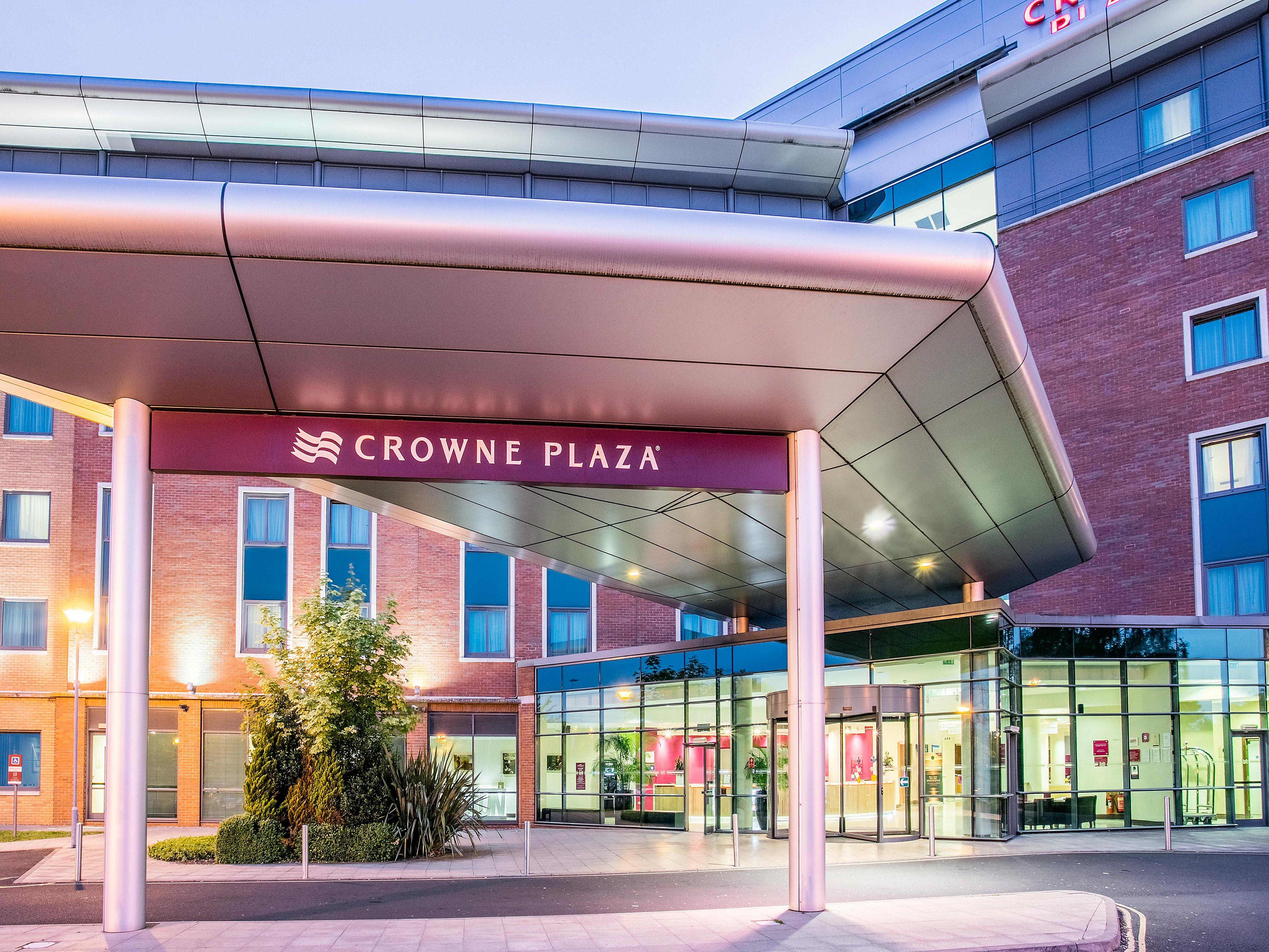 4 Star Business Hotel Crowne Plaza Birmingham Nec