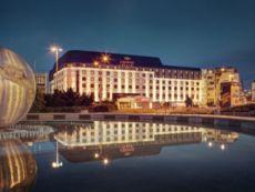 Crowne Plaza Bratislava in Bratislava, Slovakia