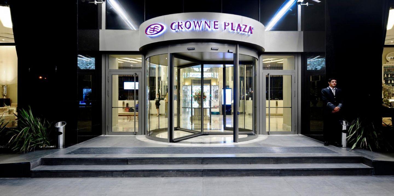 Crowne plaza bursa bursa t rkei for Lal hotel bursa