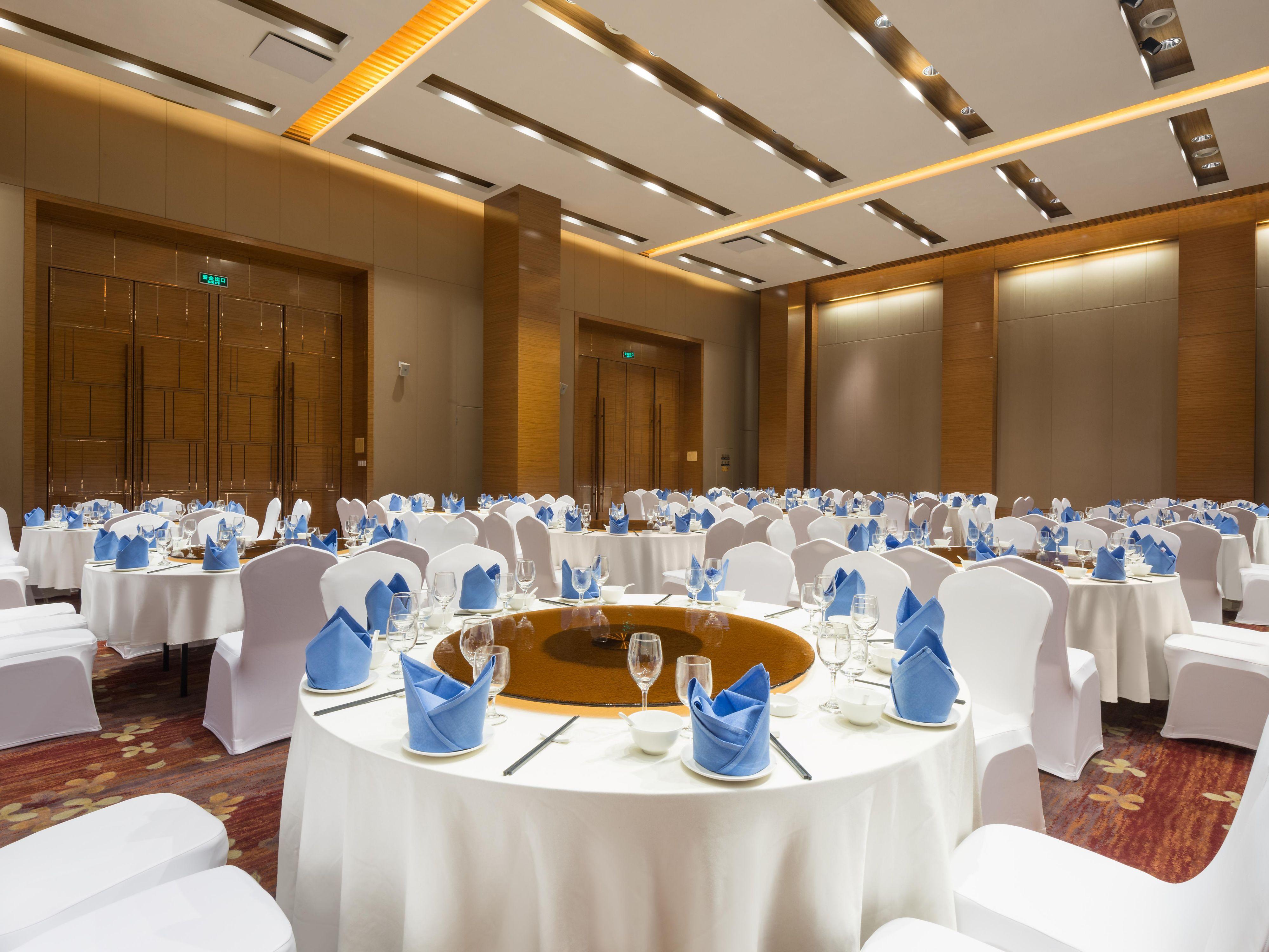 Crowne Plaza Chengdu Panda Garden - Hotel Meeting Rooms for Rent