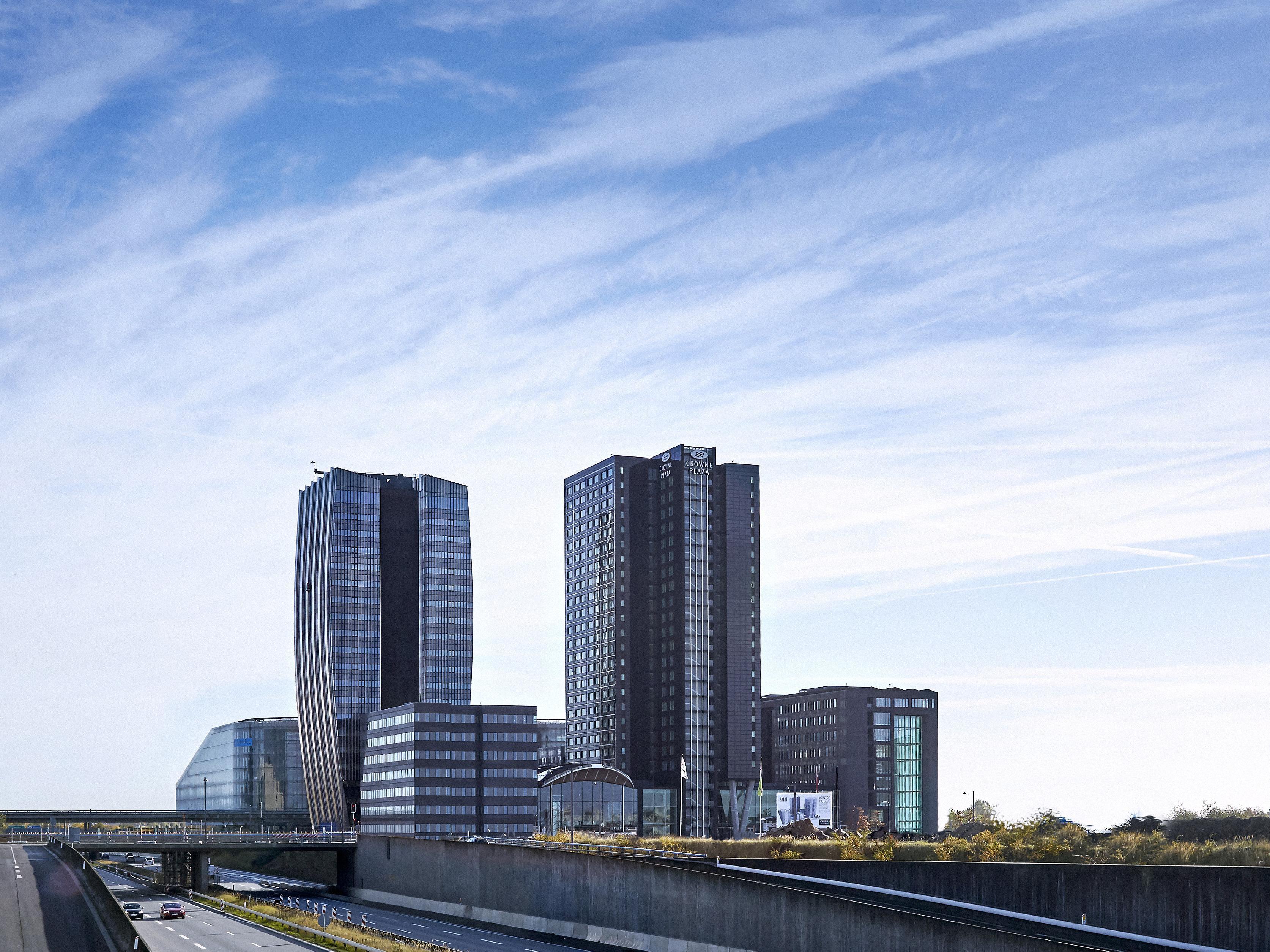 Business Hotel Crowne Plaza Hotel Copenhagen Towers