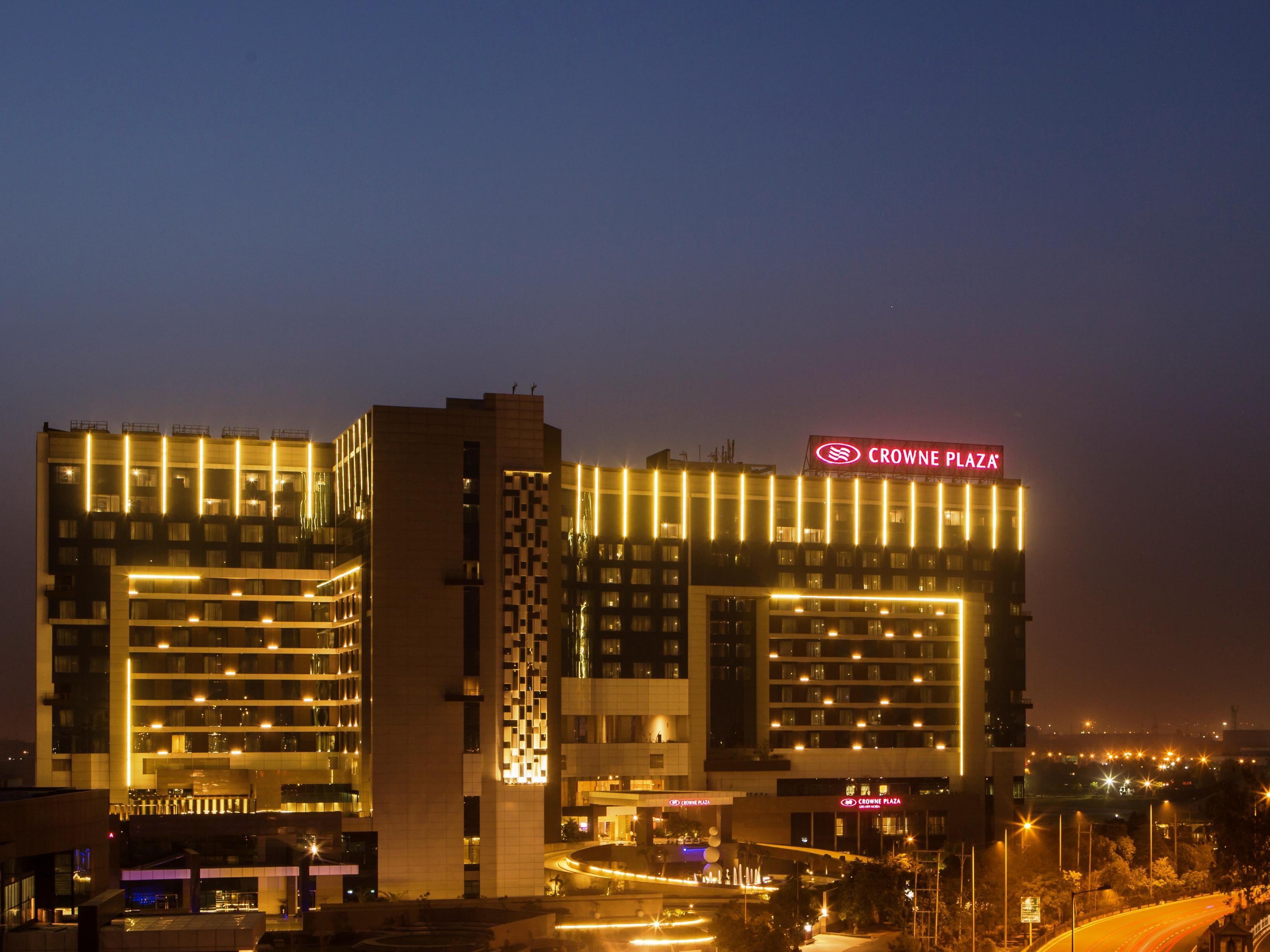 Crowne Plaza Greater Noida - Delhi - NCR c613aa0aef956