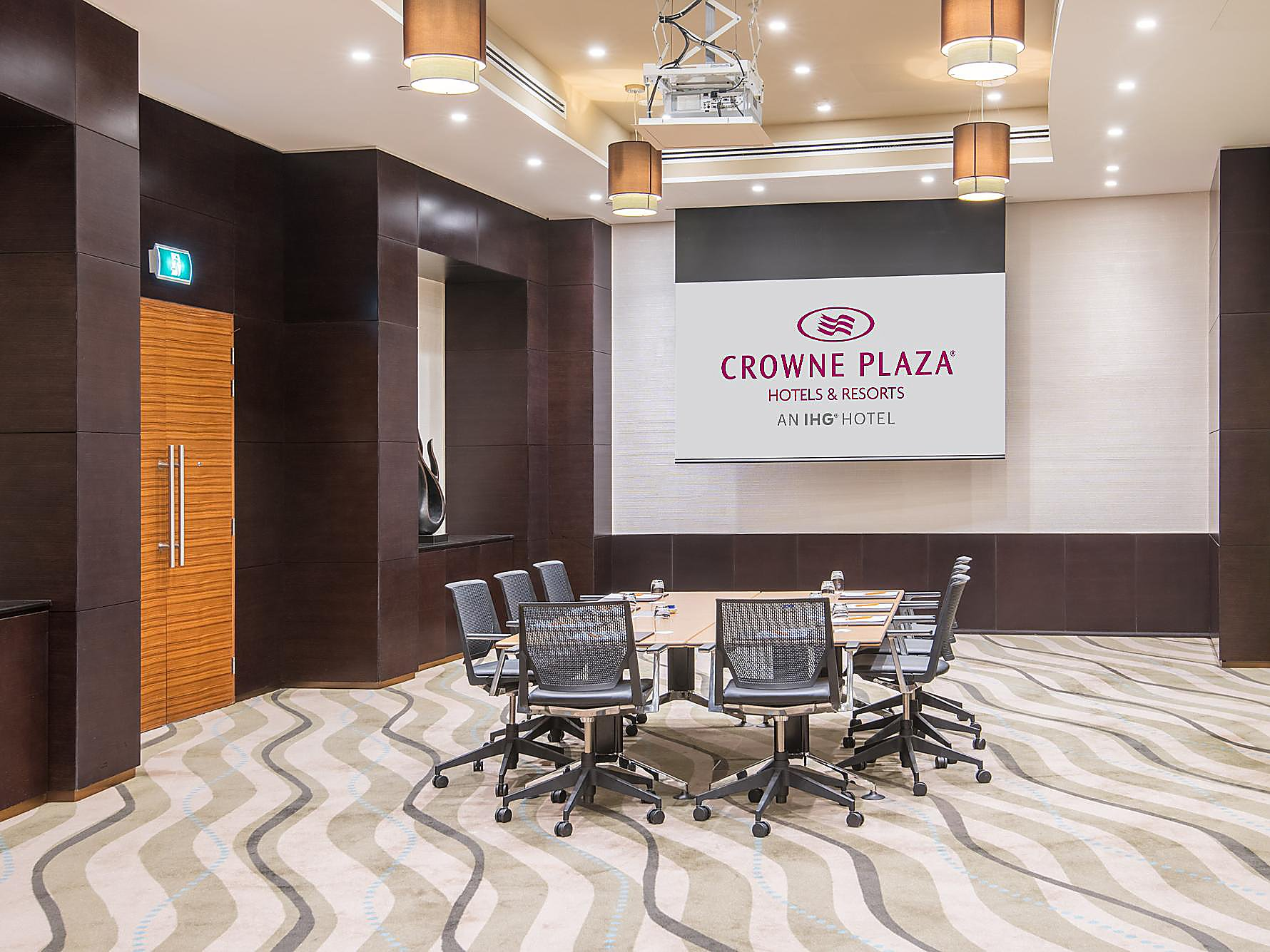 Crowne Plaza Doha - The Business Park - Hotel Meeting Rooms