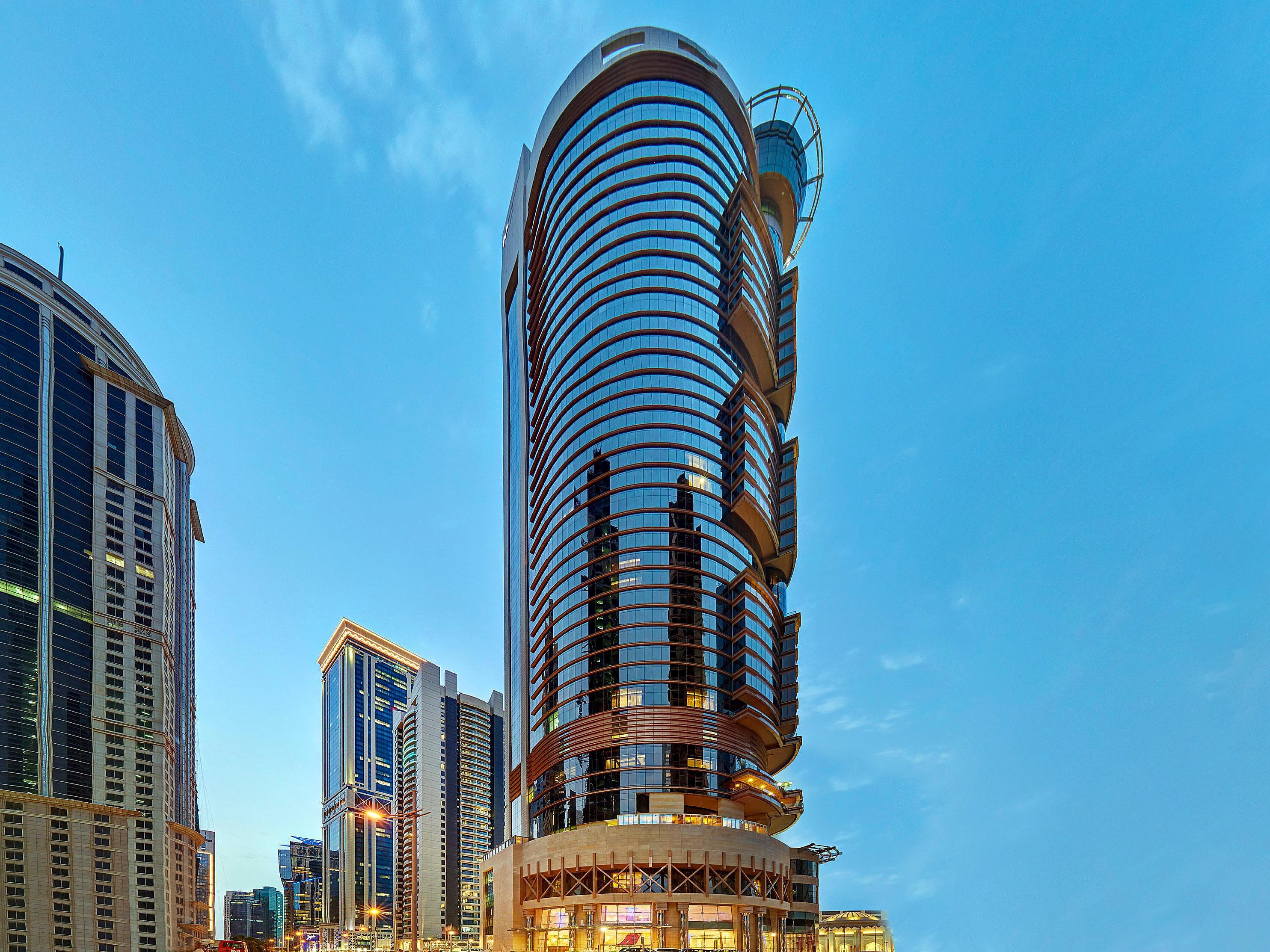 Crowne Plaza Doha West Bay - Doha, Qatar Hotel | IHG