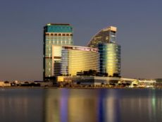 Crowne Plaza Dubai - Festival City in Dubai, United Arab Emirates
