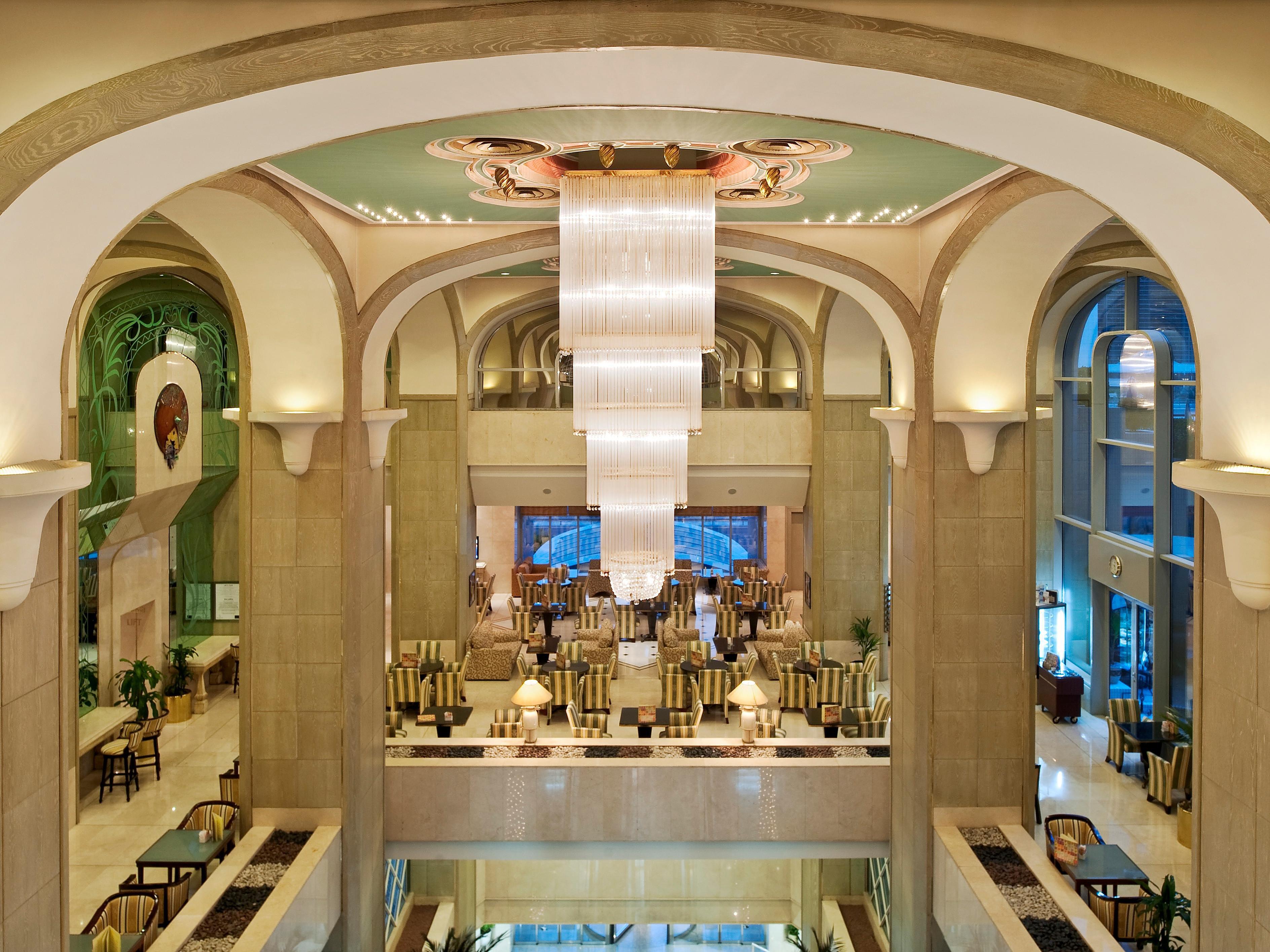 Crowne Plaza Dubai - Dubai, United Arab Emirates
