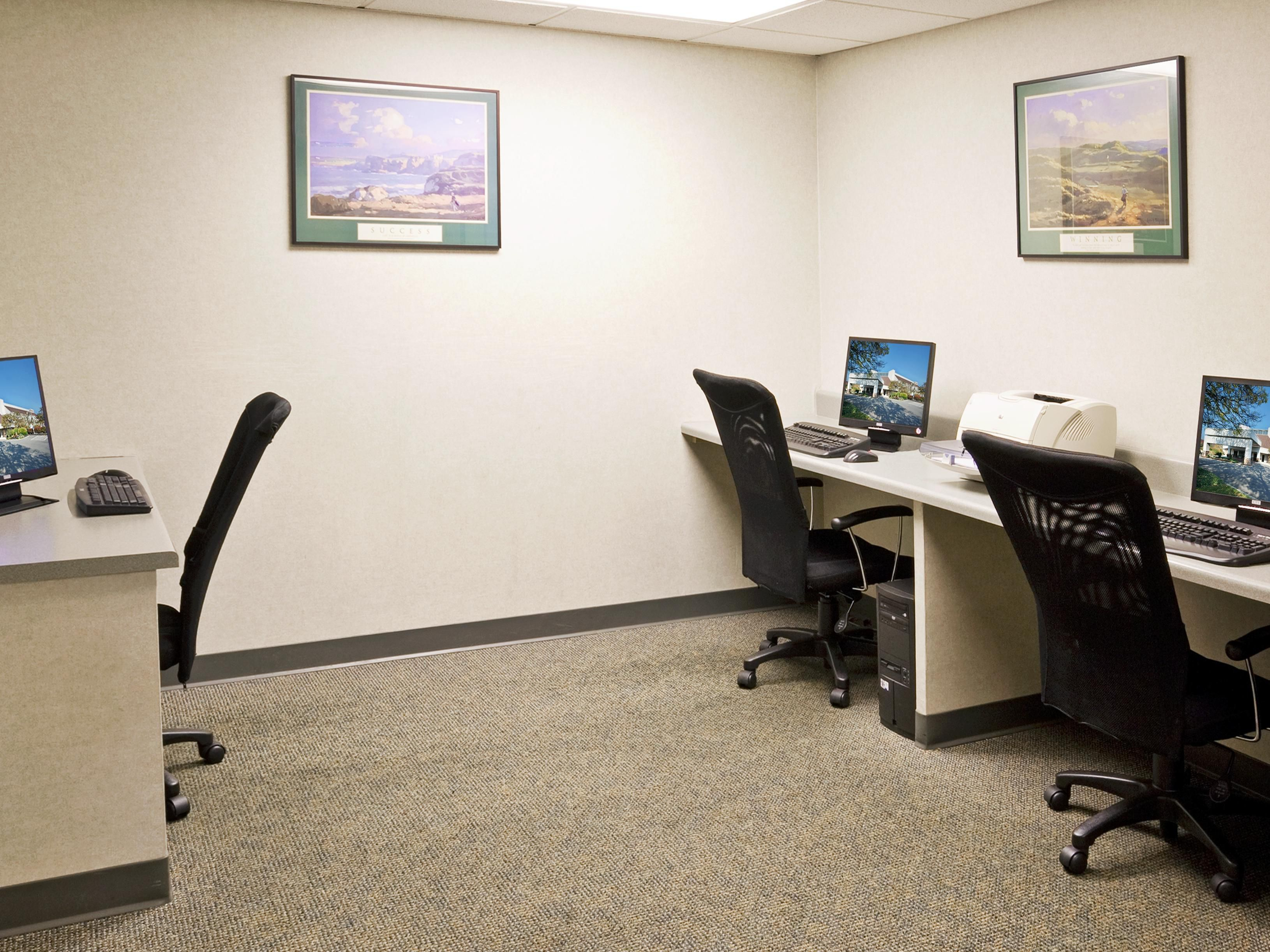 Business Center Photo
