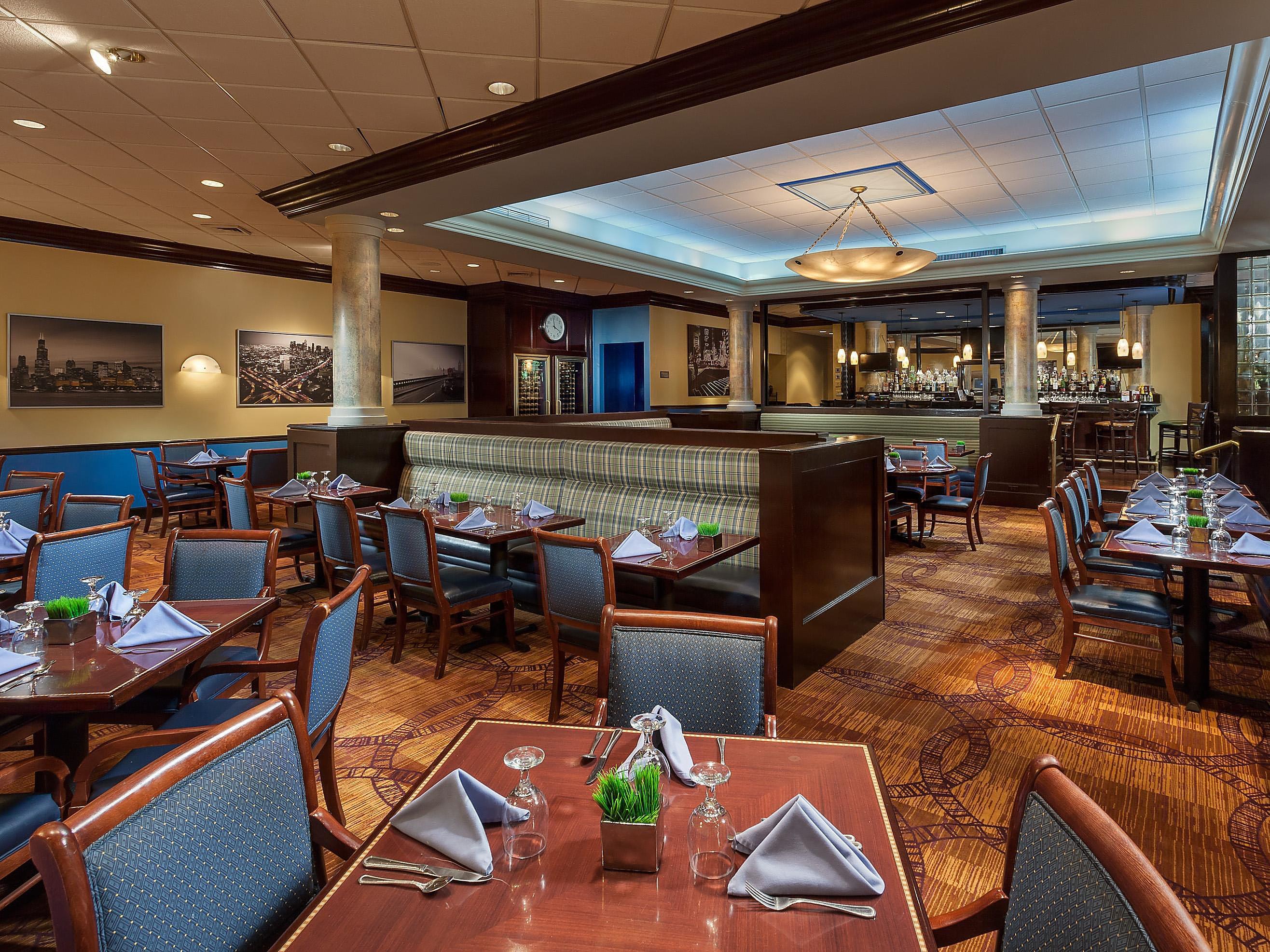 Restaurants Near Englewood Crowne Plaza