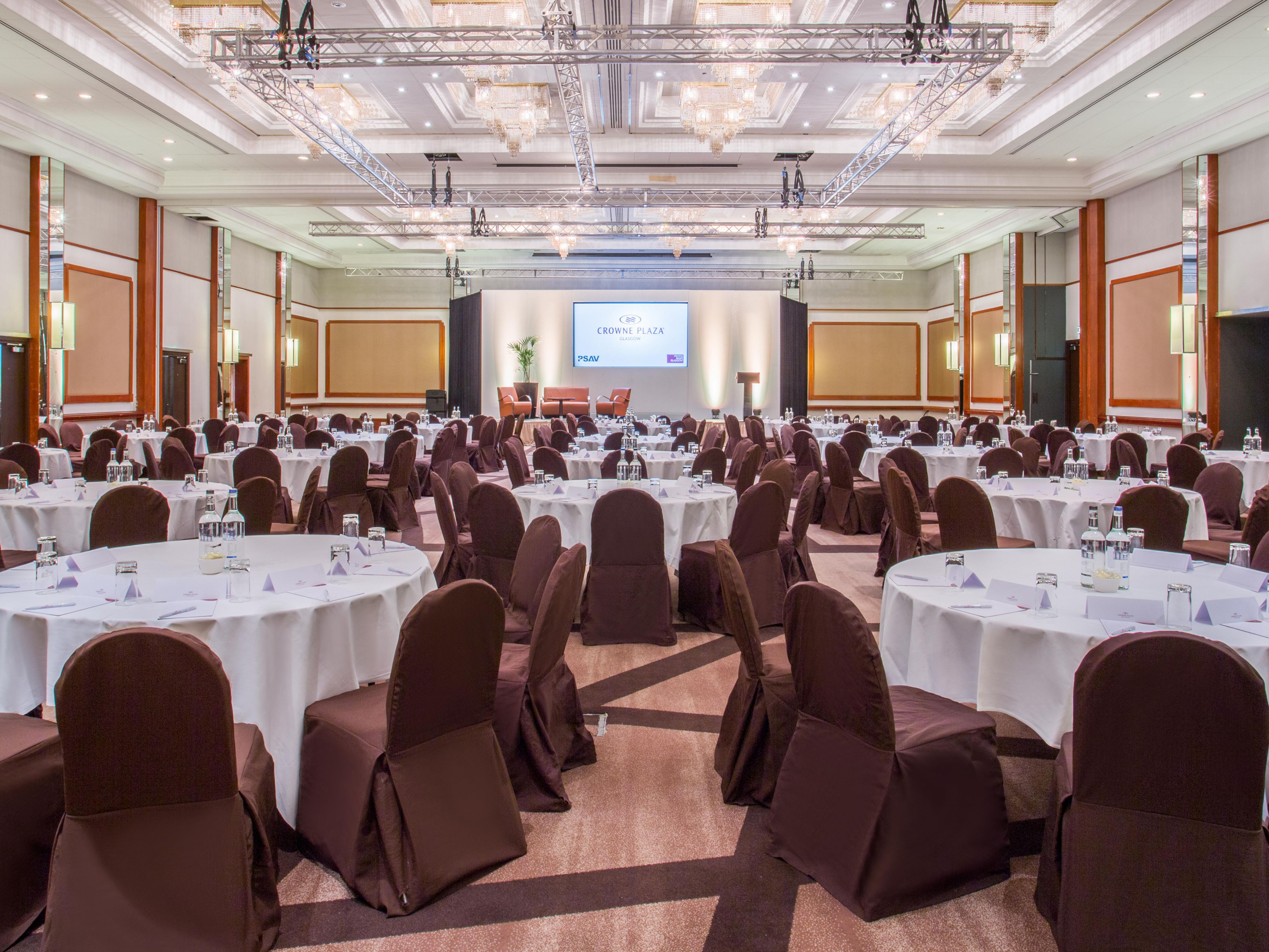 Crowne Plaza Glasgow Hotels Glasgow Events Facilities