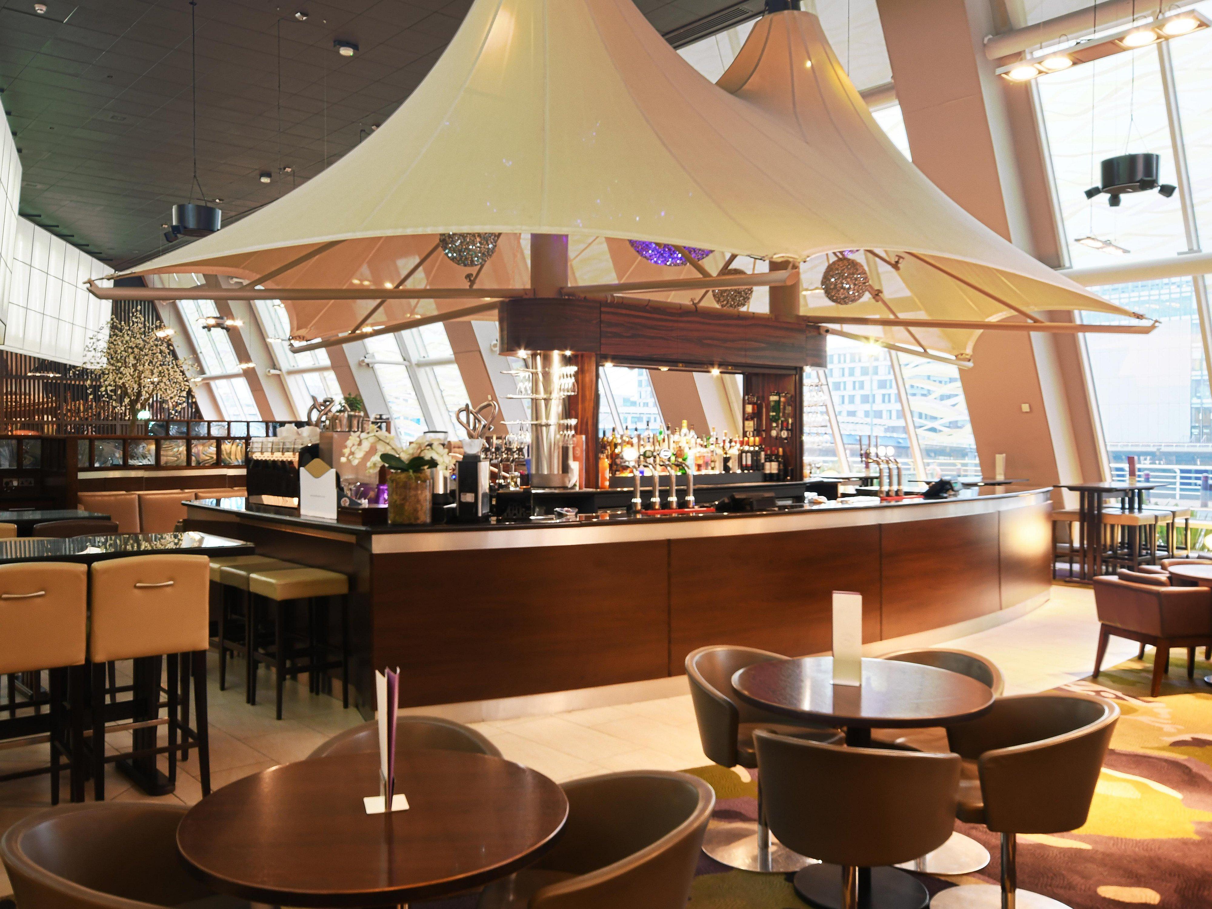 Restaurants Near Glasgow - Crowne Plaza