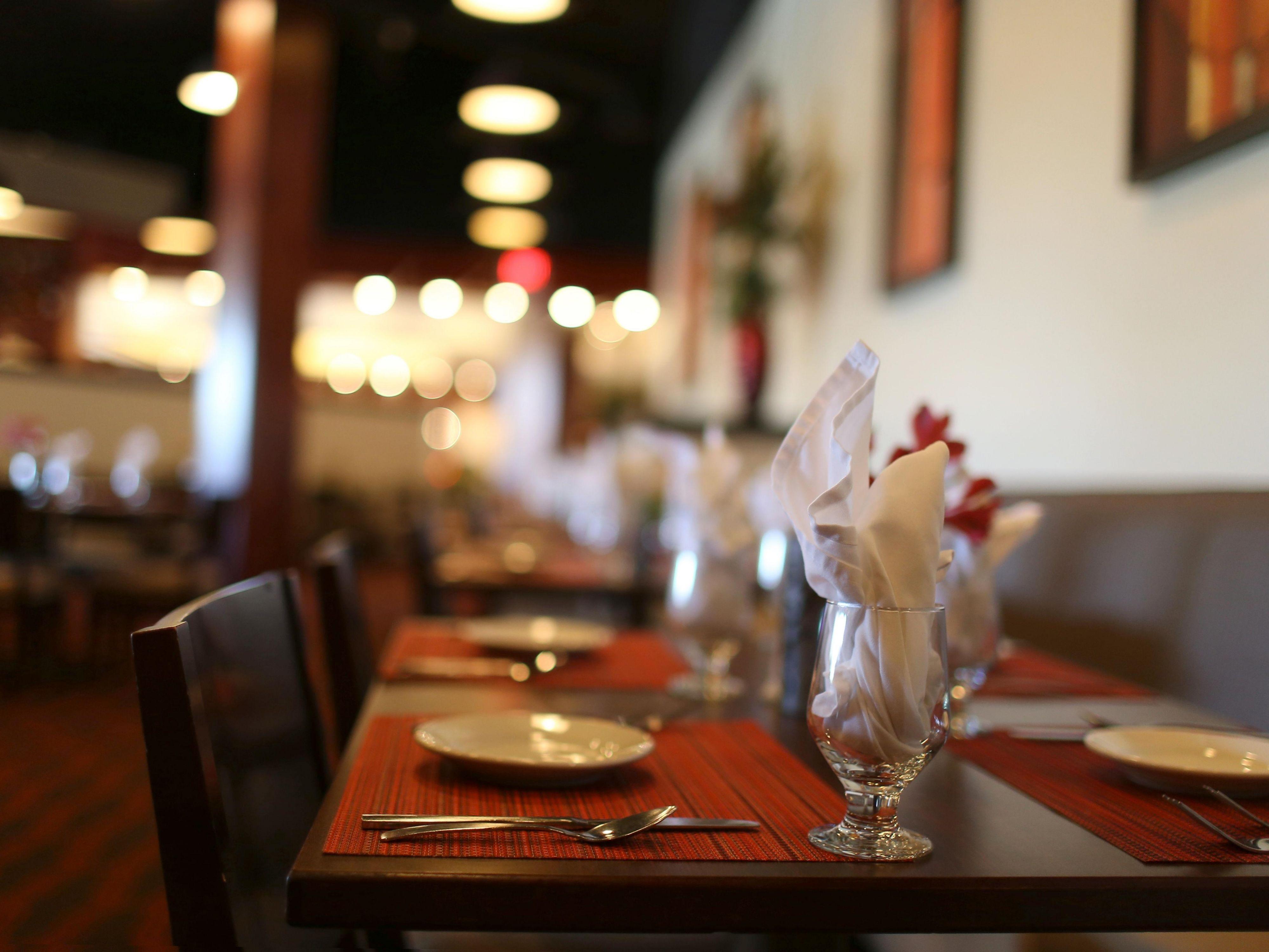 DINING. Restaurant Photo